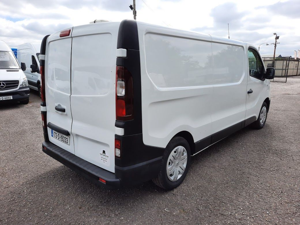 2017 Renault Trafic LL29 DCI 120 Business 3DR (172D19333) Image 10