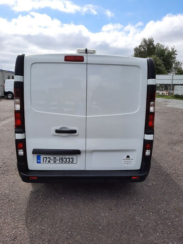 2017 Renault Trafic LL29 DCI 120 Business 3DR (172D19333) Image 11
