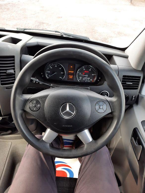 2017 Mercedes-Benz Sprinter 314/43 EU6 6DR LWB (172D20205) Image 6