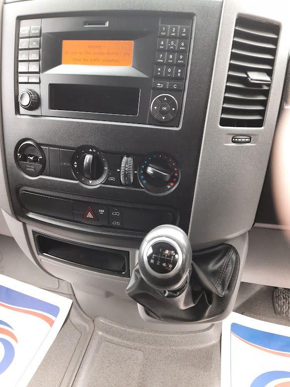 2017 Mercedes-Benz Sprinter 314/36 EU6 6DR (172D21156) Image 4