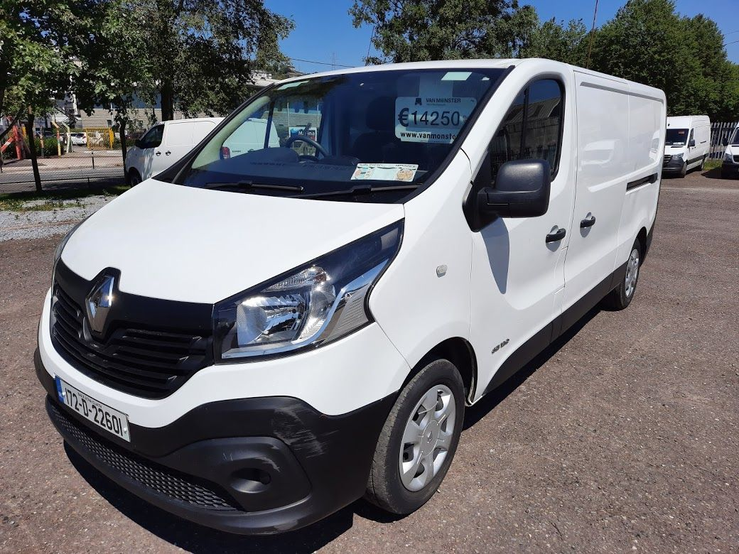 2017 Renault Trafic LL29 DCI 120 Business 3DR (172D22601) Image 17