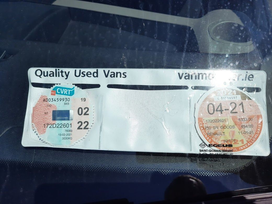 2017 Renault Trafic LL29 DCI 120 Business 3DR (172D22601) Image 4