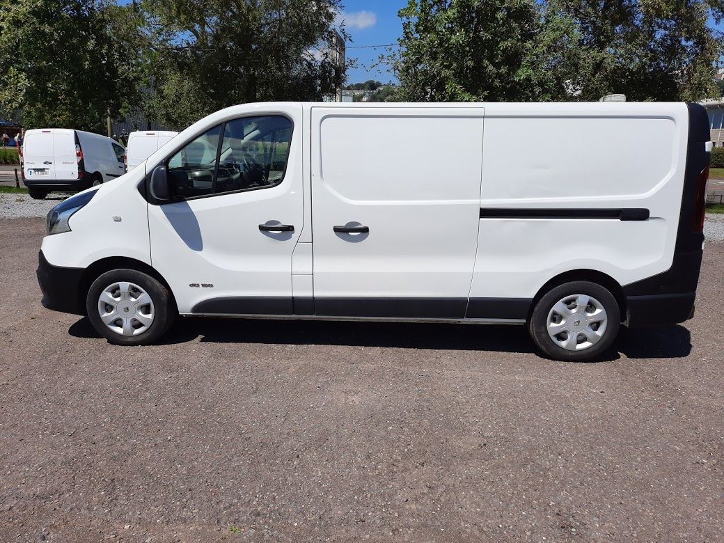 2017 Renault Trafic LL29 DCI 120 Business 3DR (172D22601) Image 14