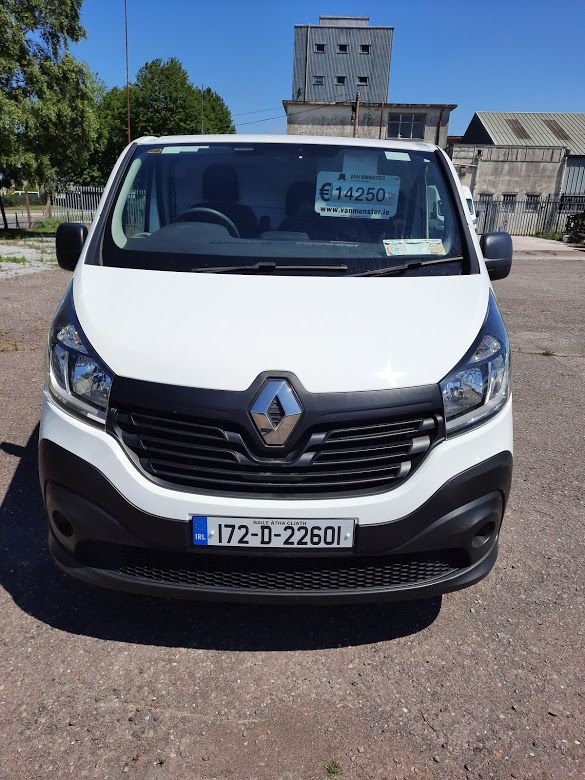 2017 Renault Trafic LL29 DCI 120 Business 3DR (172D22601) Image 2