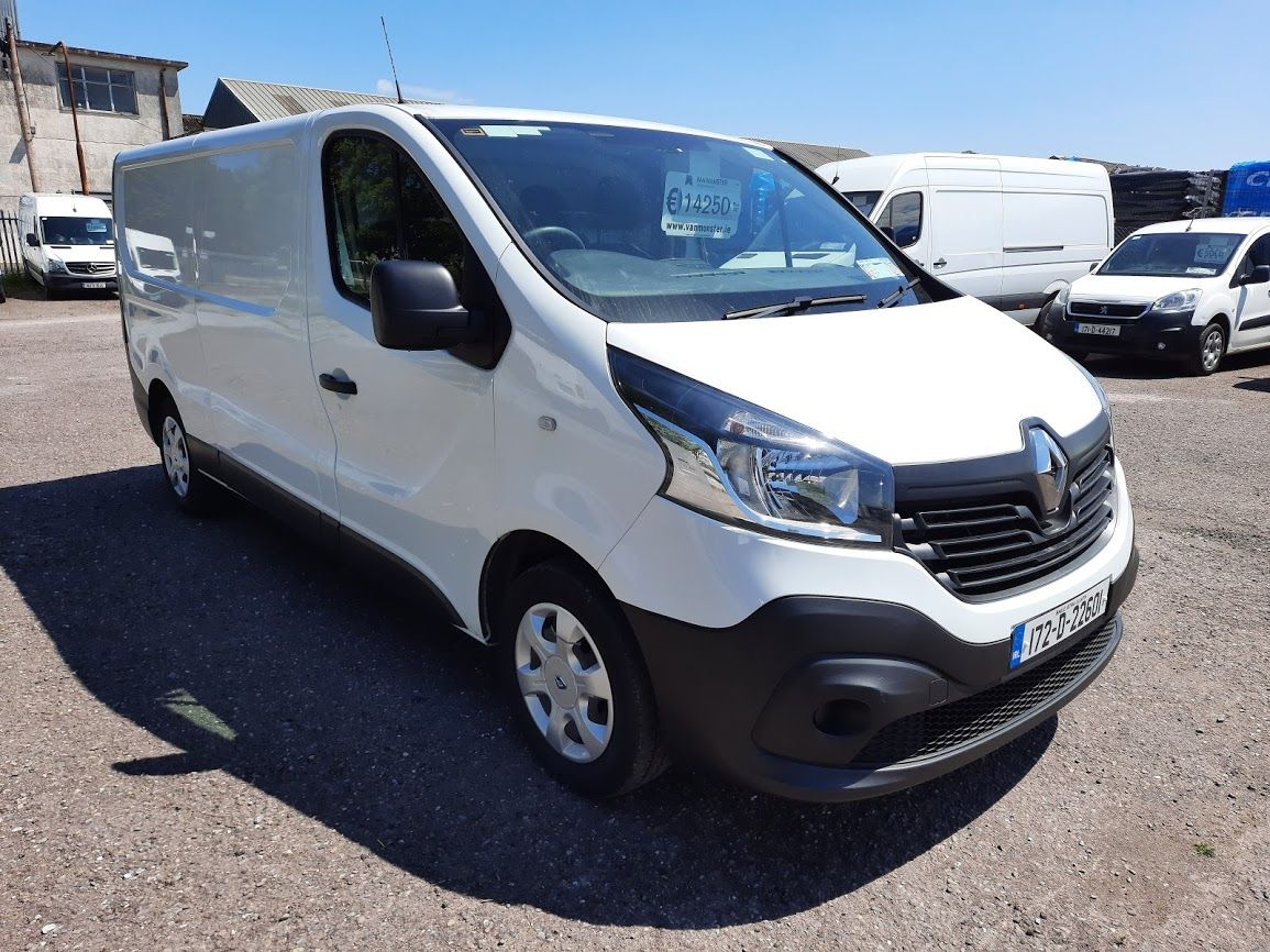 2017 Renault Trafic LL29 DCI 120 Business 3DR (172D22601) Image 1