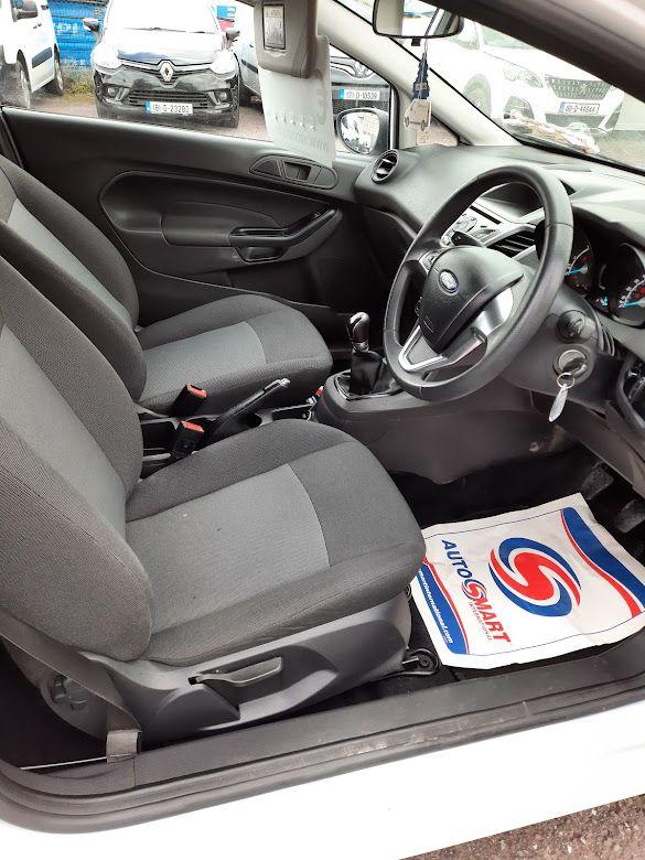 2017 Ford Fiesta BASE TDCI (172D22669) Image 7