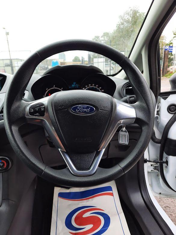 2017 Ford Fiesta BASE TDCI (172D22669) Image 5