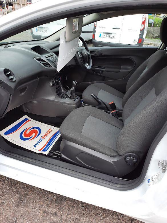 2017 Ford Fiesta BASE TDCI (172D22669) Image 14