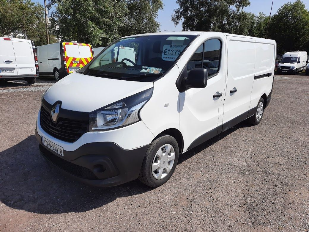 2017 Renault Trafic LL29 DCI 120 Business 3DR (172D23078) Image 17