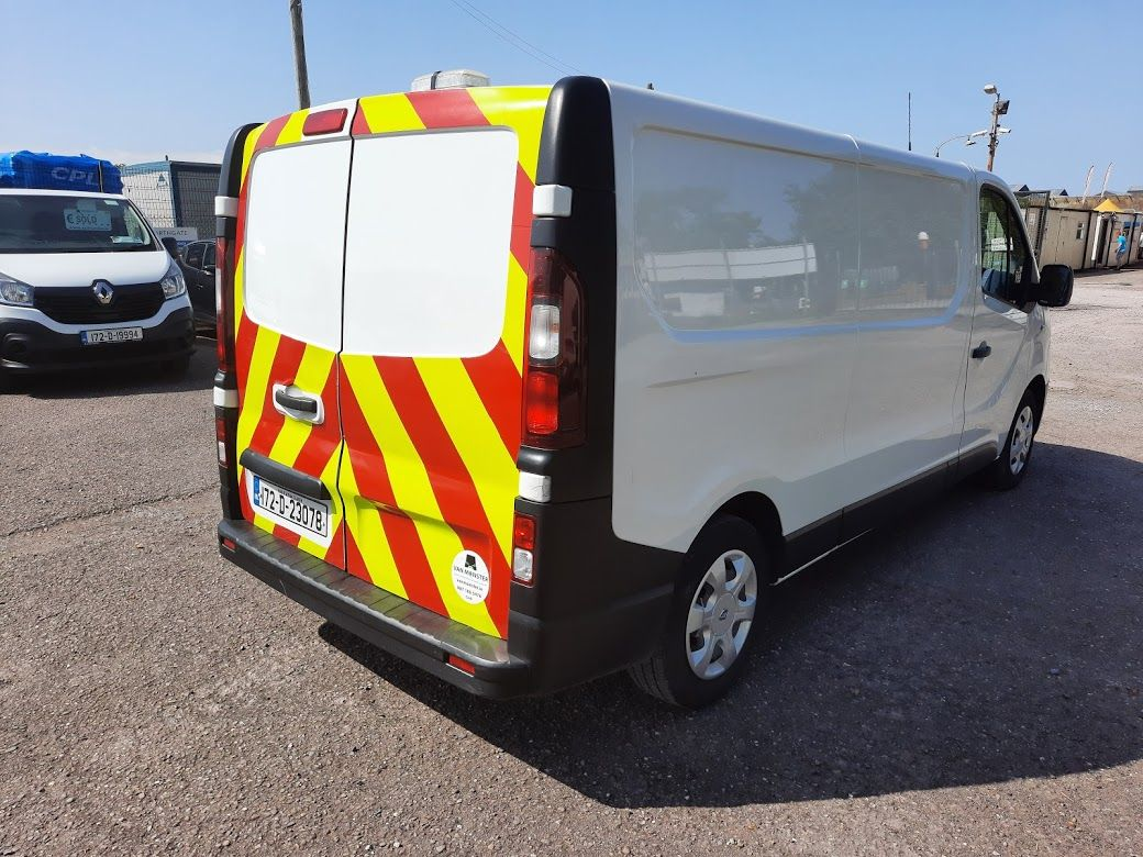 2017 Renault Trafic LL29 DCI 120 Business 3DR (172D23078) Image 10