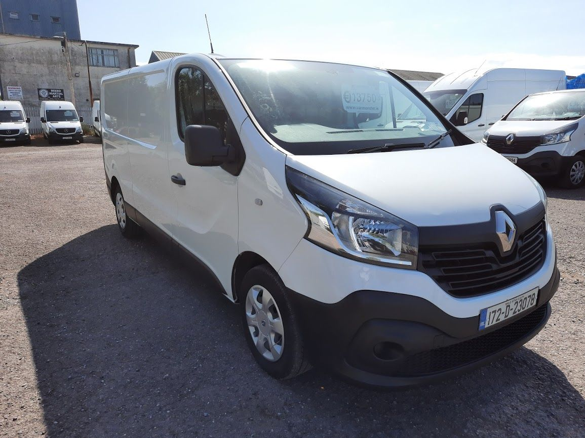 2017 Renault Trafic LL29 DCI 120 Business 3DR (172D23078) Image 1