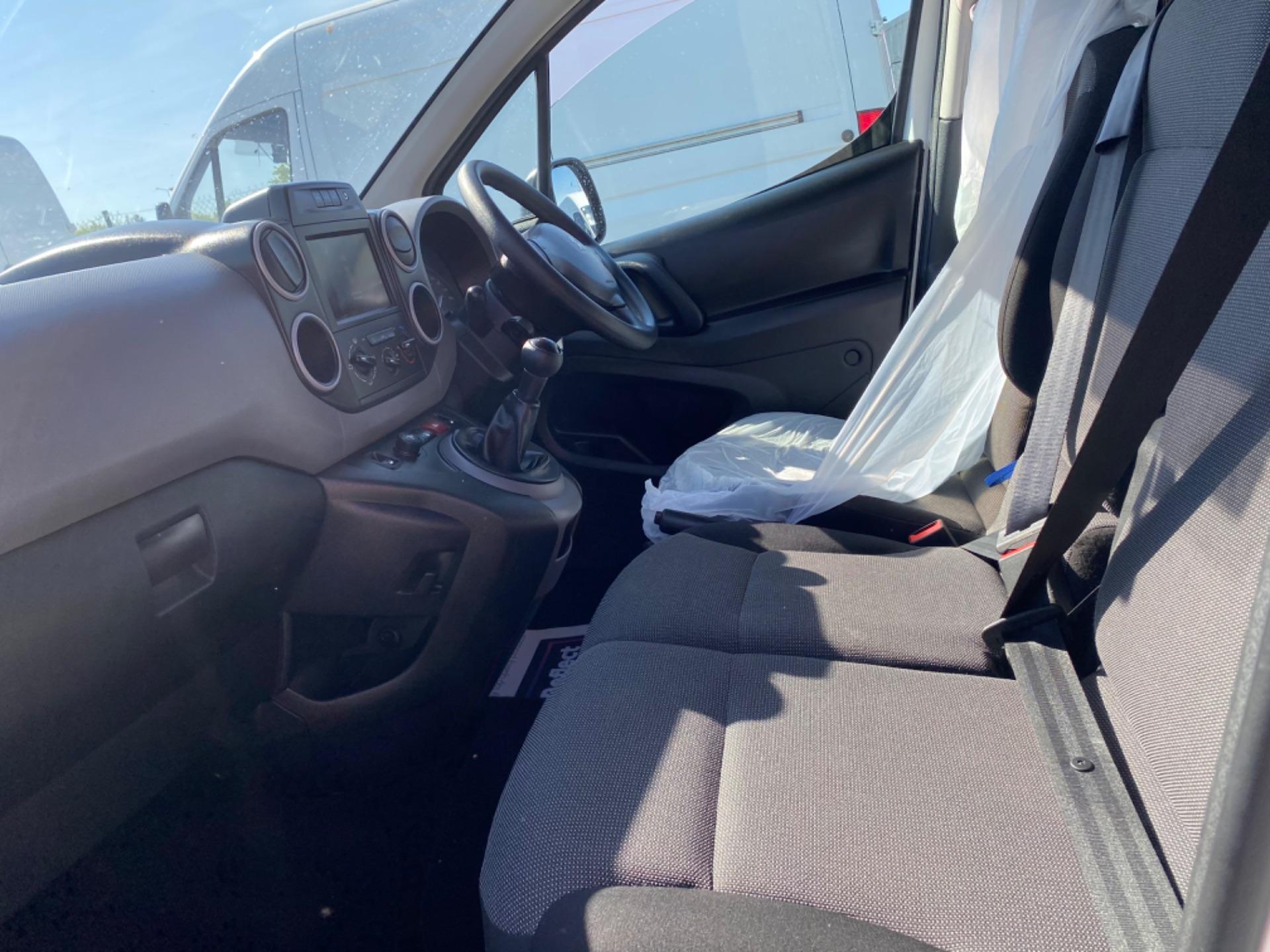 2017 Peugeot Partner Professional 1.6 Blue HDI 100 (172D11787) Image 12
