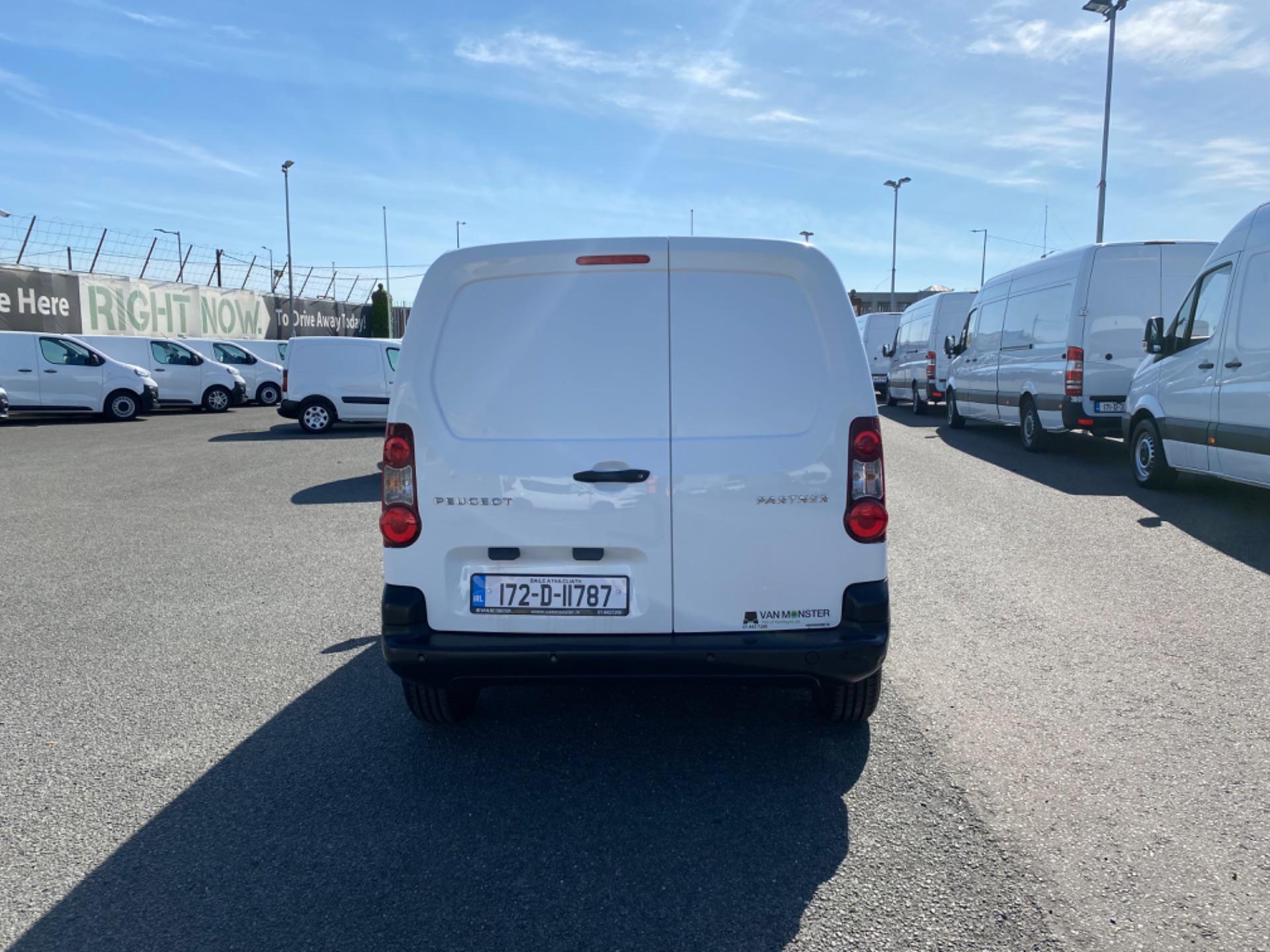 2017 Peugeot Partner Professional 1.6 Blue HDI 100 (172D11787) Image 6