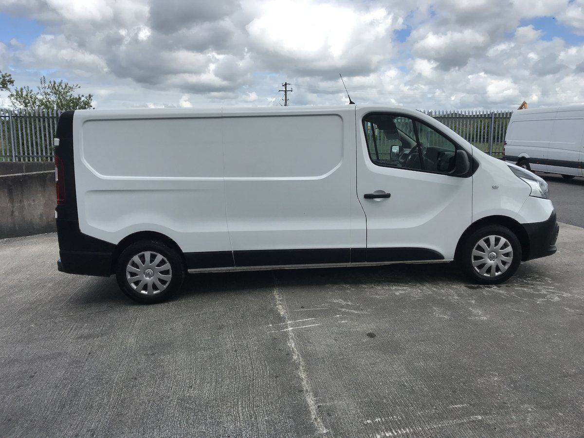 2017 Renault Trafic LL29 DCI 120 Business 3DR (172D13362) Image 4