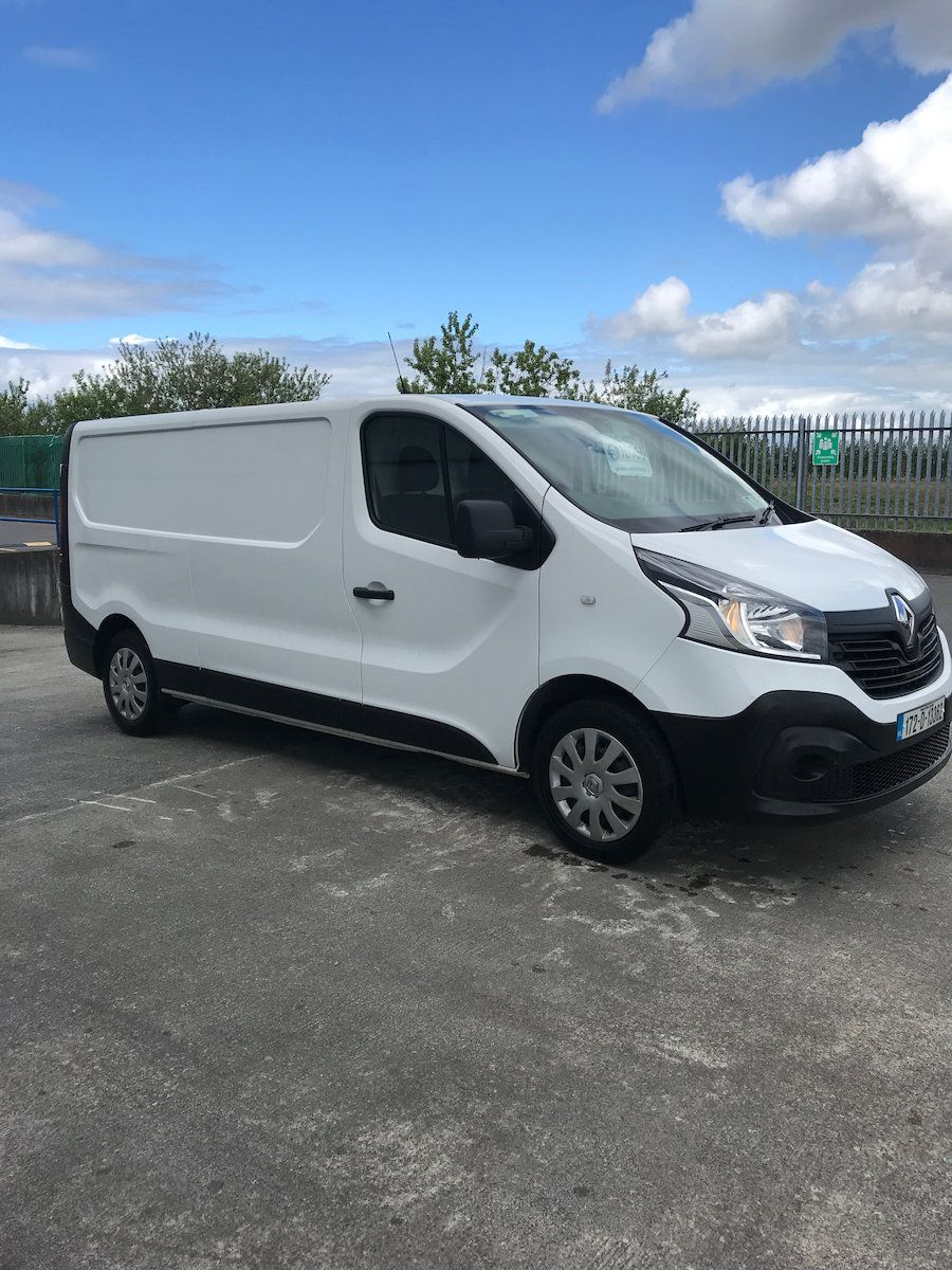 2017 Renault Trafic LL29 DCI 120 Business 3DR (172D13362) Image 3