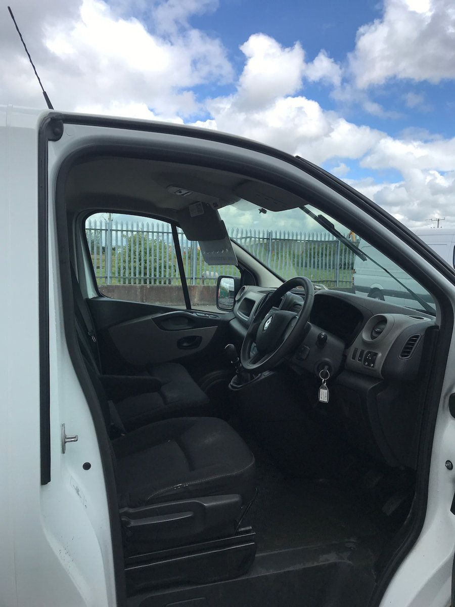 2017 Renault Trafic LL29 DCI 120 Business 3DR (172D13362) Image 13