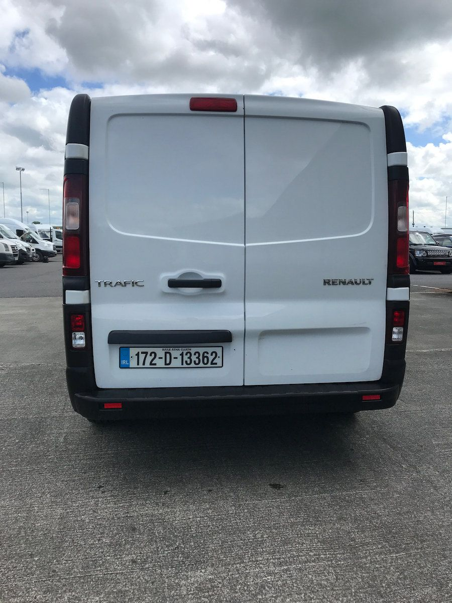 2017 Renault Trafic LL29 DCI 120 Business 3DR (172D13362) Image 5