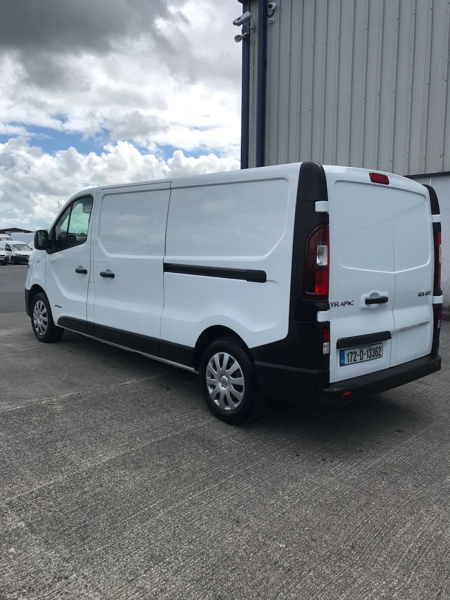 2017 Renault Trafic LL29 DCI 120 Business 3DR (172D13362) Image 6