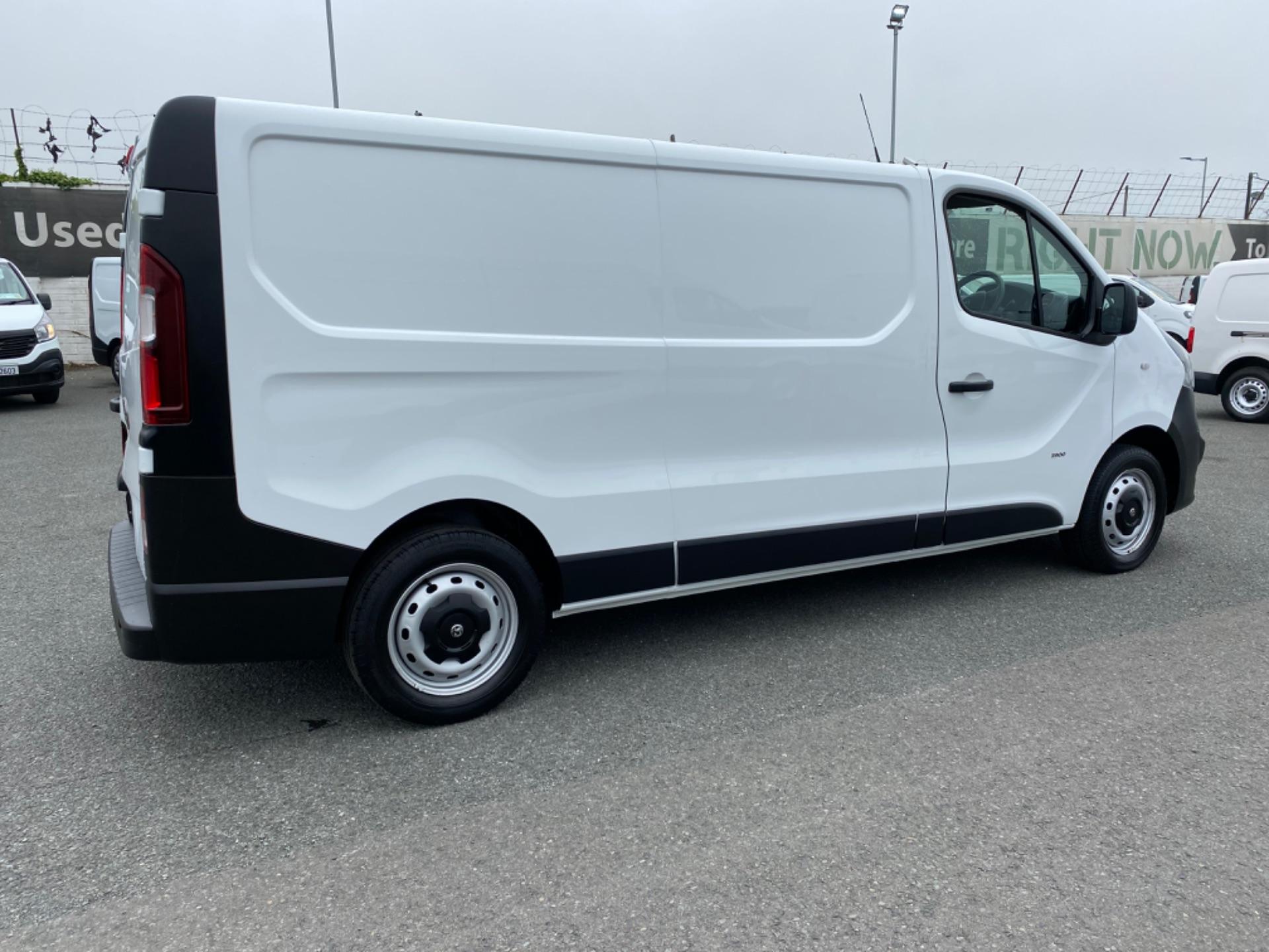 2017 Vauxhall Vivaro L2H1 2900 CDTI (172D14721) Image 7