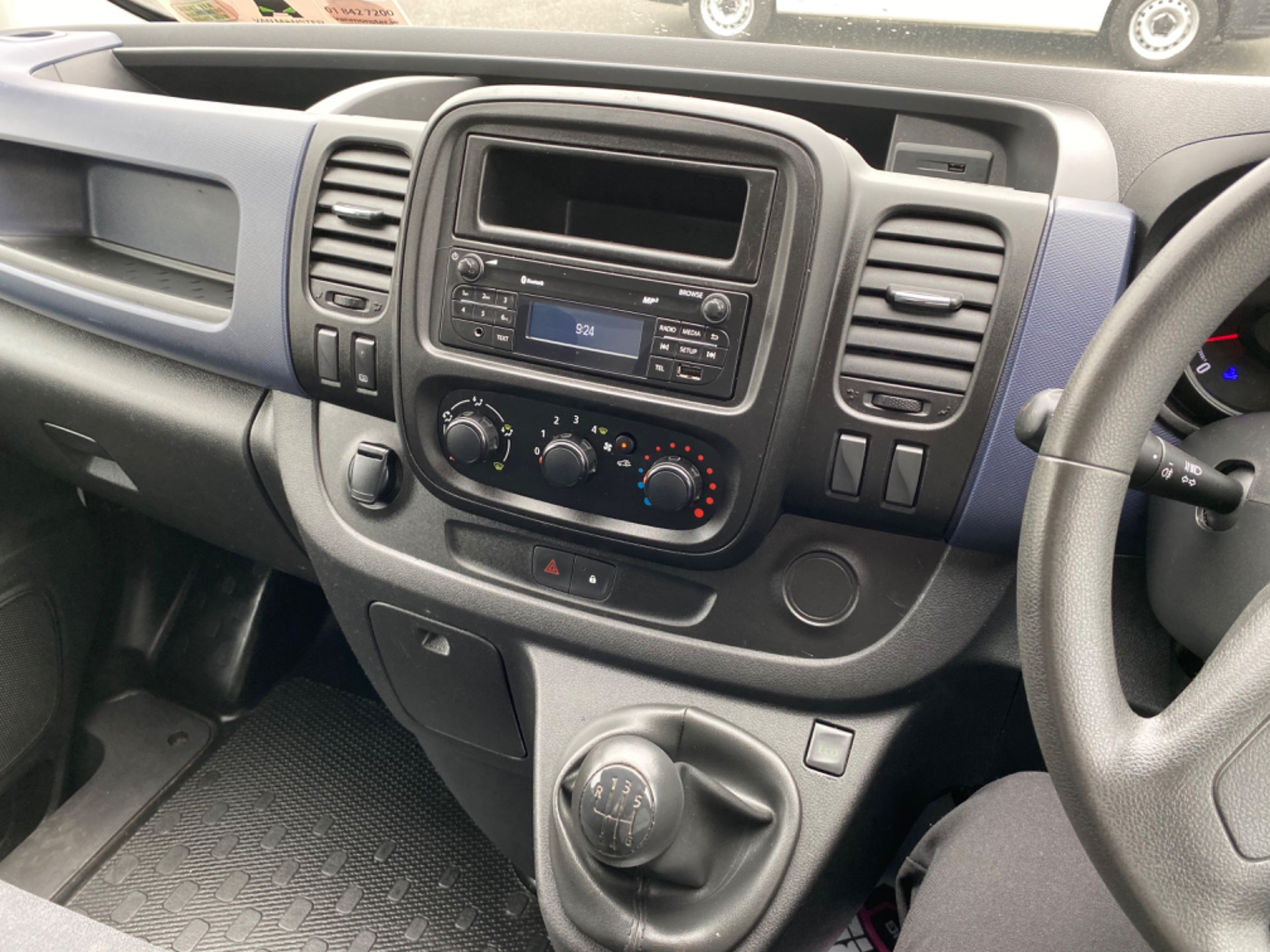 2017 Vauxhall Vivaro L2H1 2900 CDTI (172D14721) Image 12