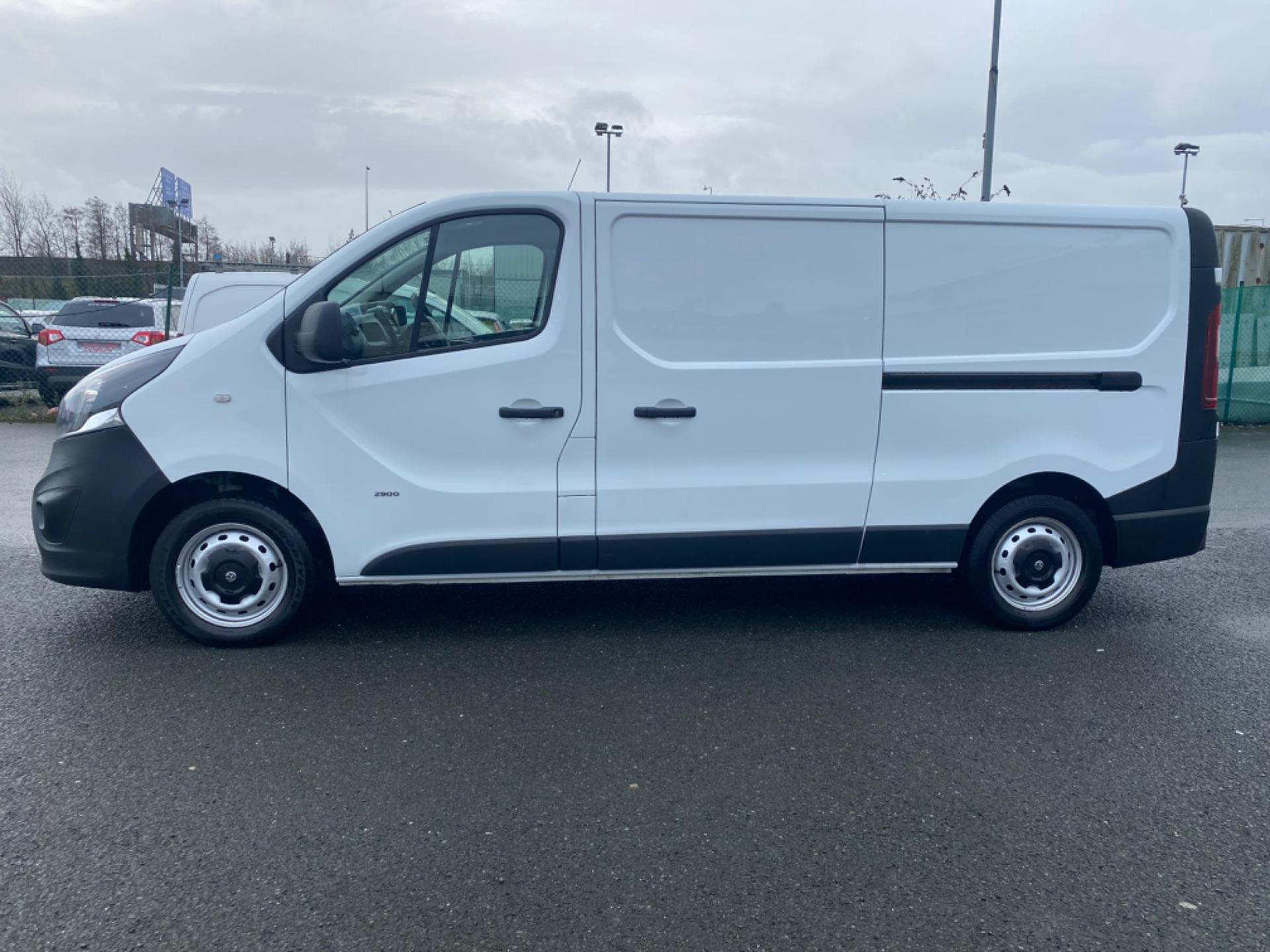 2017 Vauxhall Vivaro L2H1 2900 CDTI (172D14734) Image 6