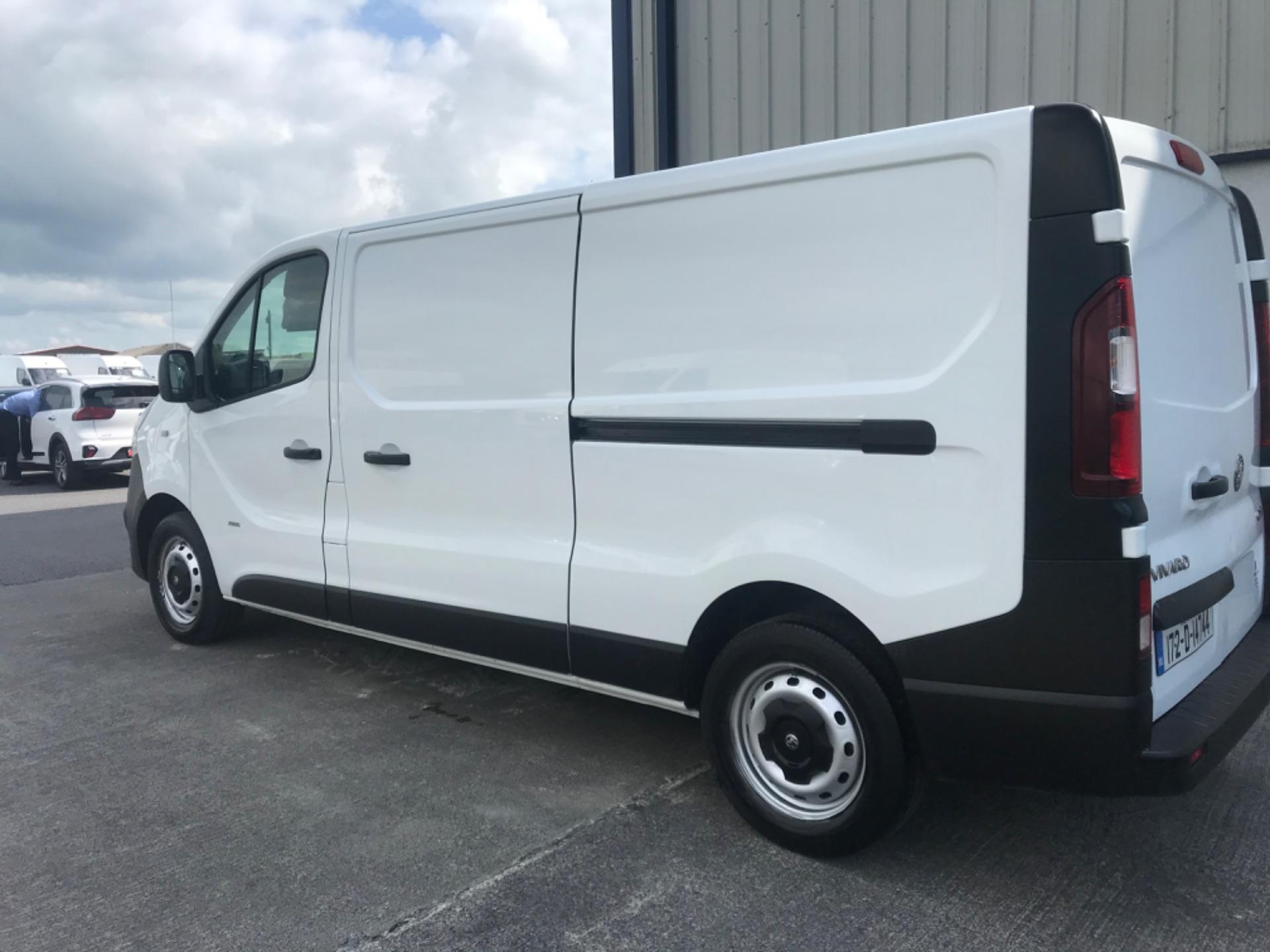 2017 Vauxhall Vivaro L2H1 2900 CDTI (172D14744) Image 7