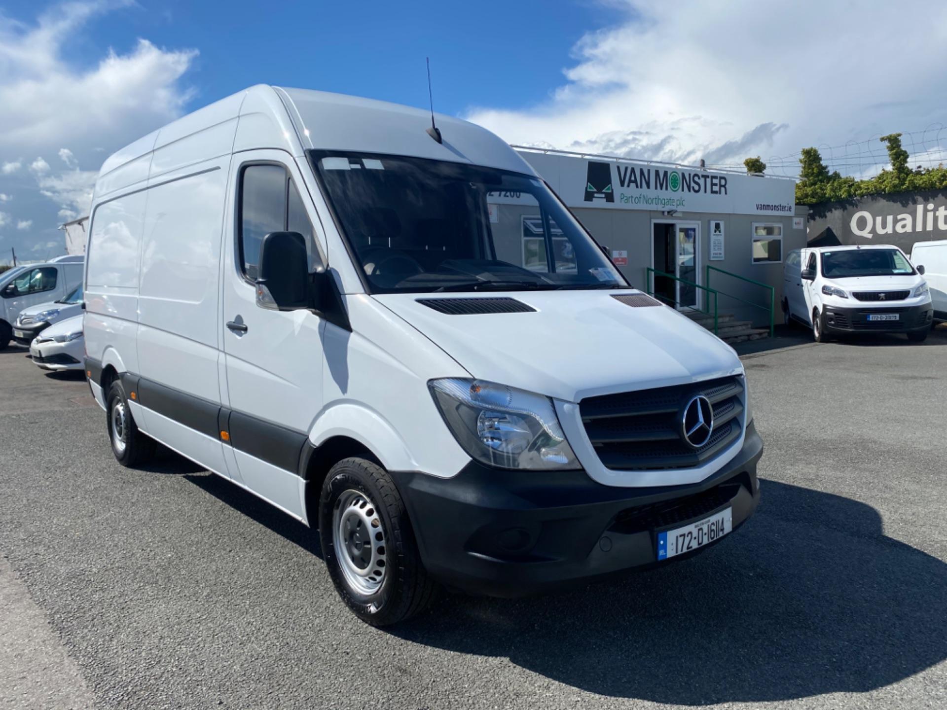 2017 Mercedes-Benz Sprinter 314/36 EU6 6DR (172D16114)