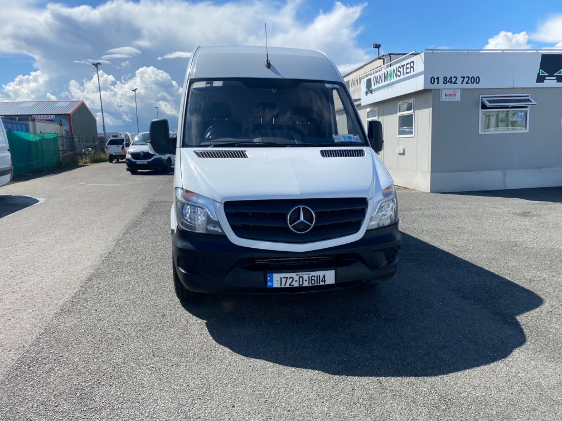 2017 Mercedes-Benz Sprinter 314/36 EU6 6DR (172D16114) Image 2