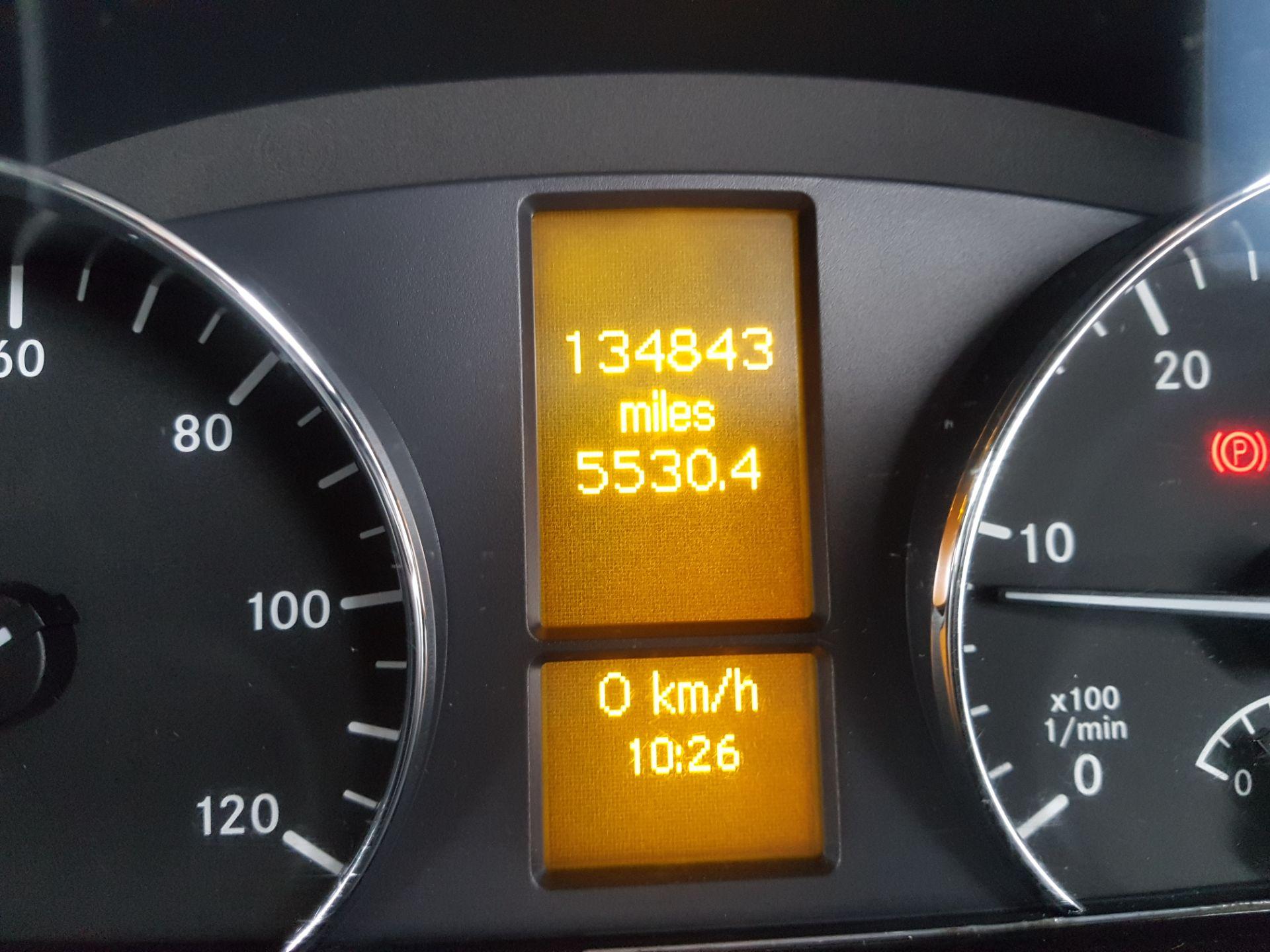 2017 Mercedes-Benz Sprinter 314/36 EU6 6DR (172D16123) Image 15