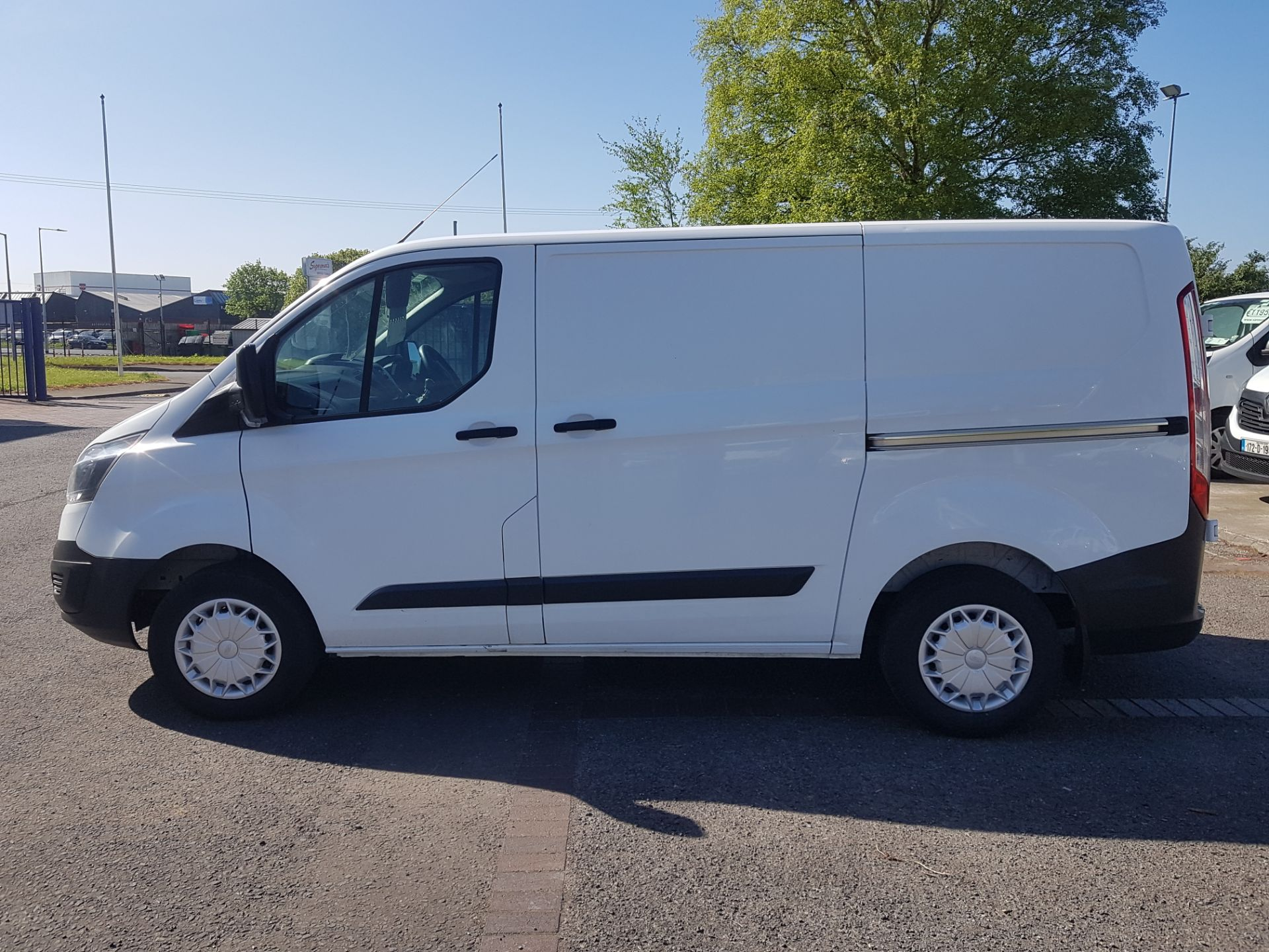 2017 Ford Transit Custom 290 LR P/V (172D16257) Image 6