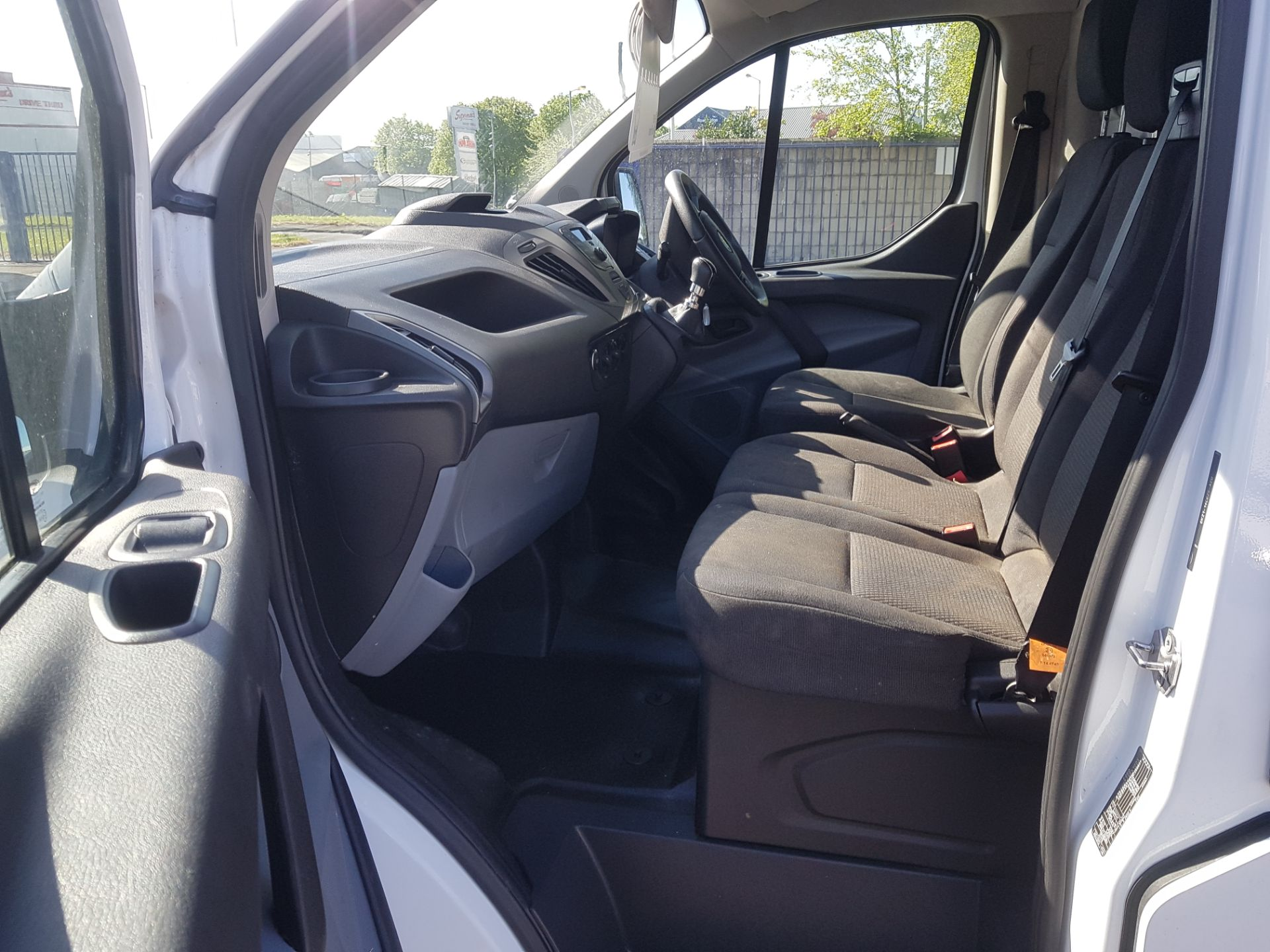 2017 Ford Transit Custom 290 LR P/V (172D16257) Image 12