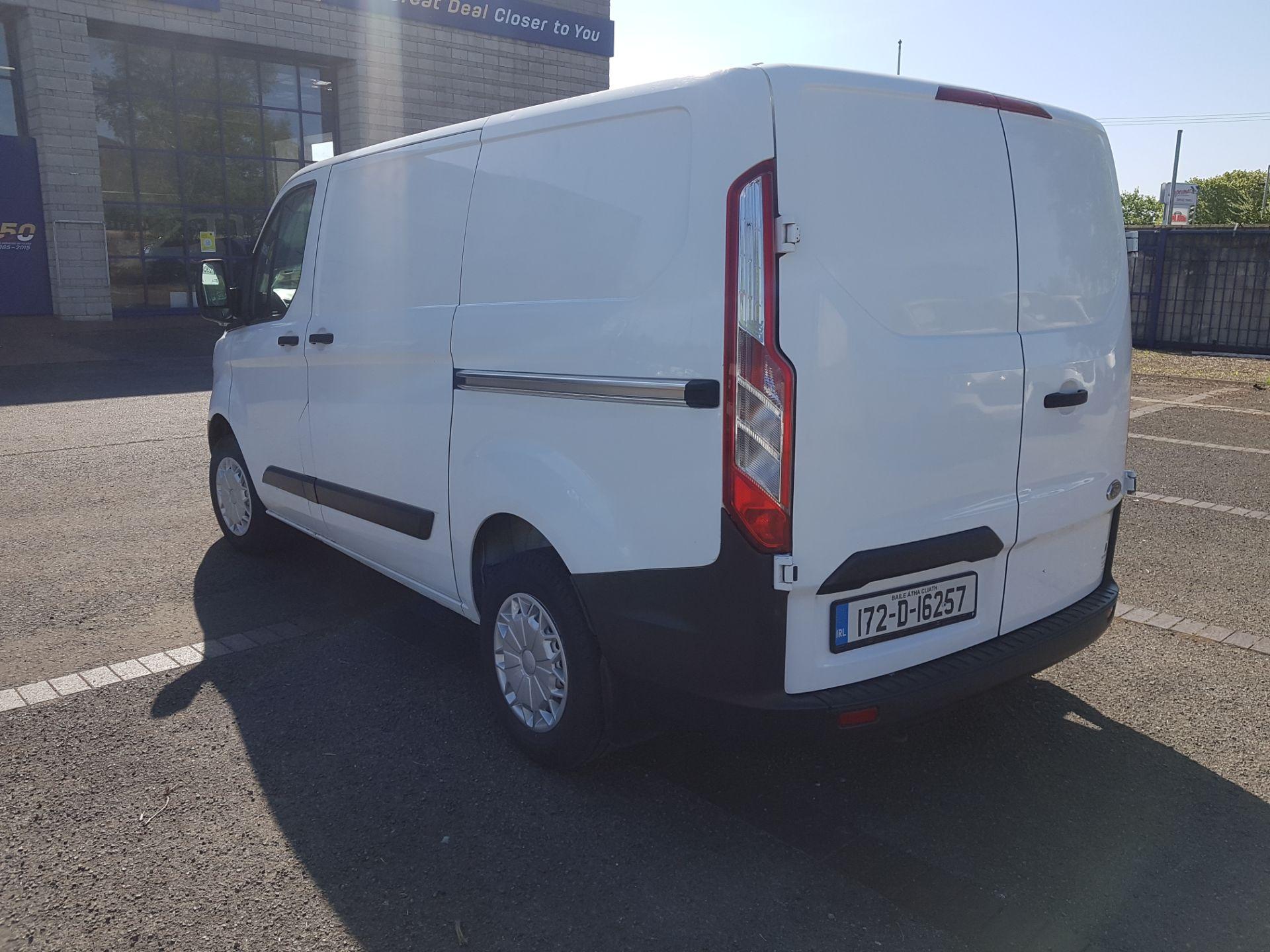2017 Ford Transit Custom 290 LR P/V (172D16257) Image 5