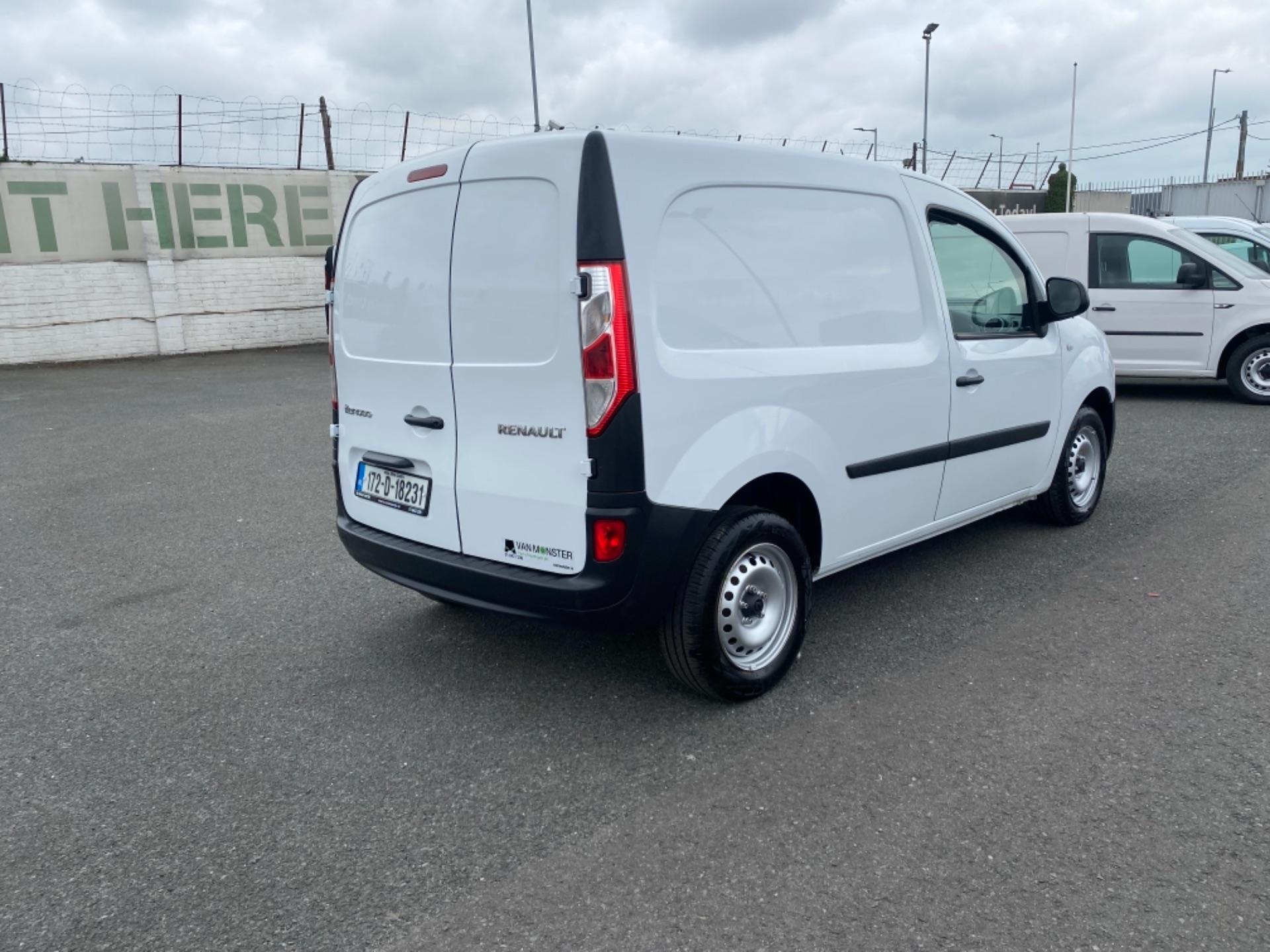 2017 Renault Kangoo ML19 Energy DCI 75 Business 2D (172D18231) Image 6