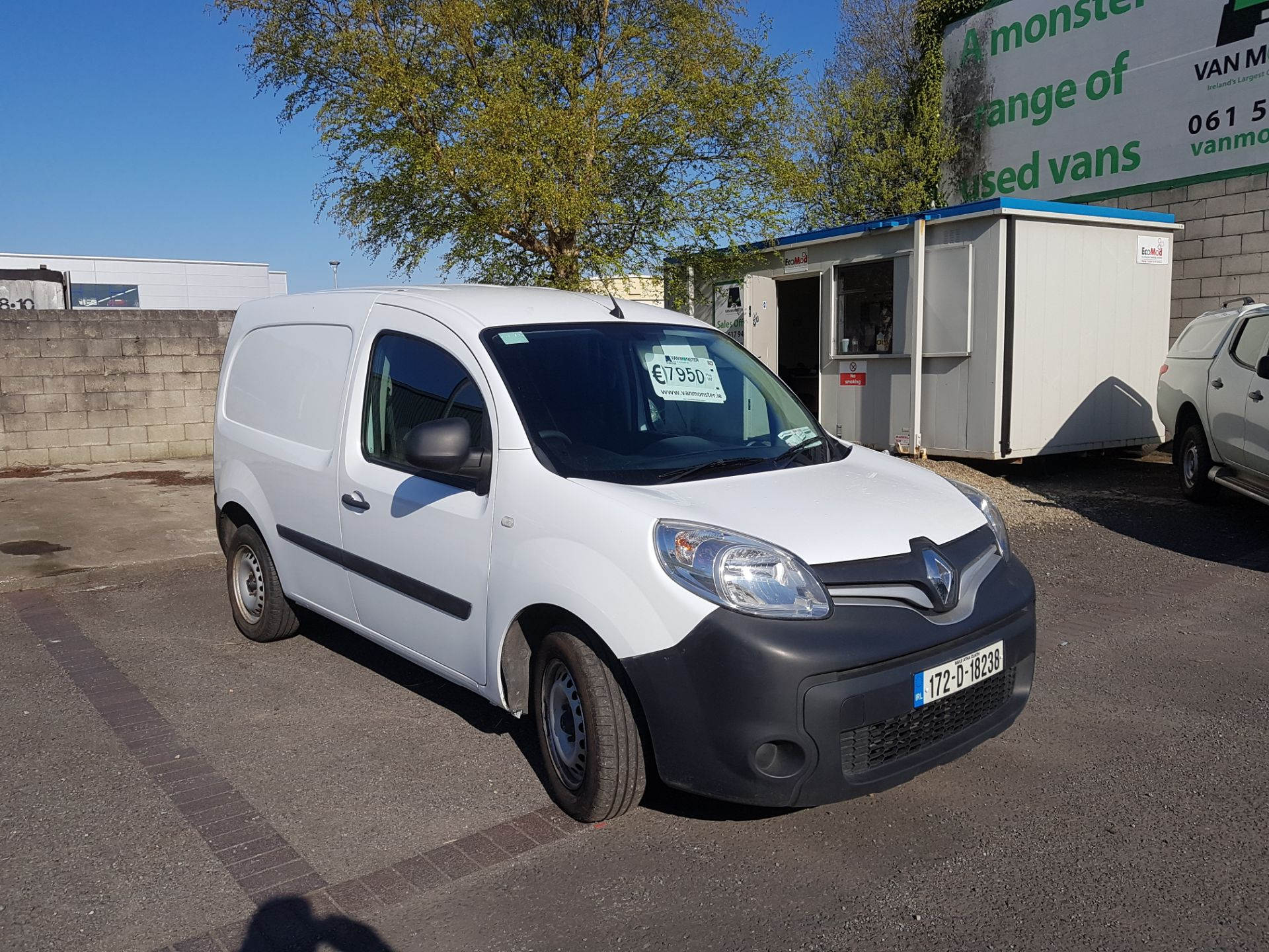 2017 Renault Kangoo ML19 Energy DCI 75 Business 2D (172D18238)