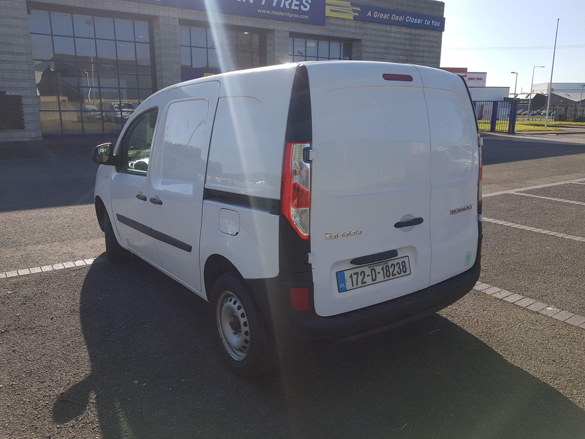 2017 Renault Kangoo ML19 Energy DCI 75 Business 2D (172D18238) Image 5