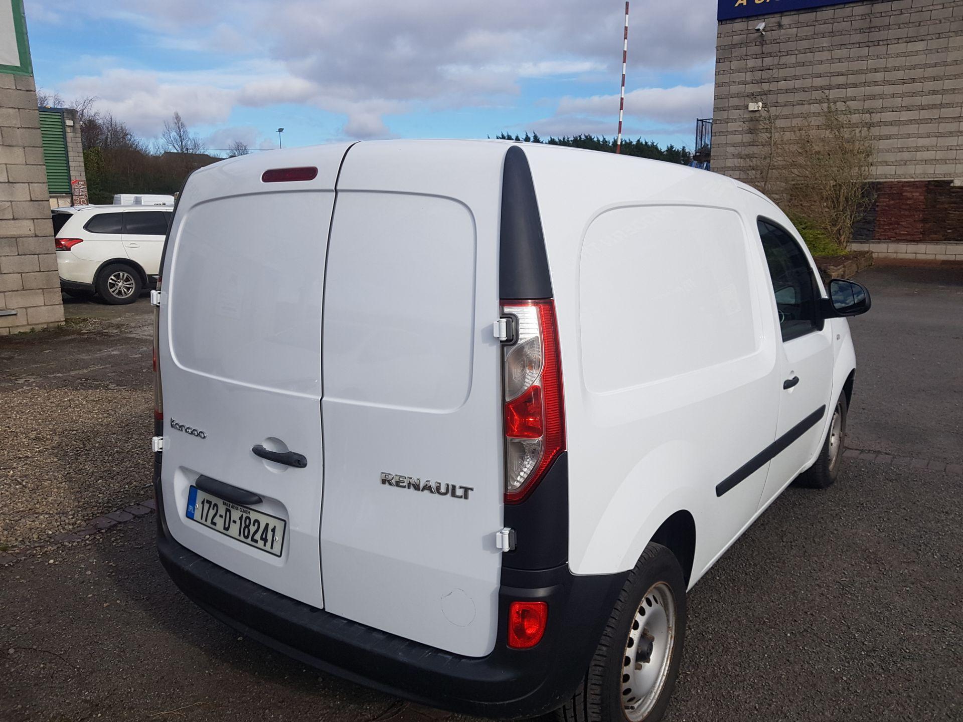 2017 Renault Kangoo ML19 Energy DCI 75 Business 2D (172D18241) Image 3