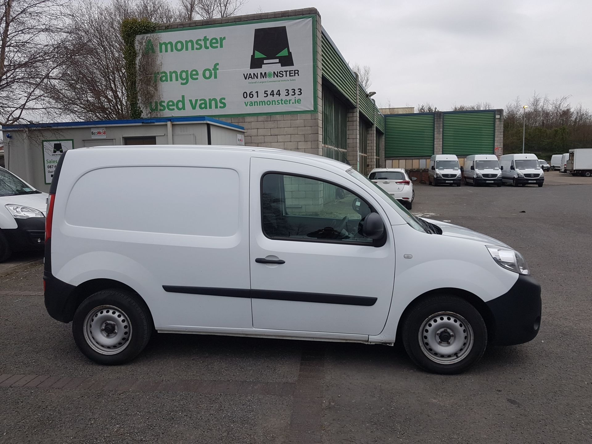 2017 Renault Kangoo ML19 Energy DCI 75 Business 2D (172D18246) Image 2