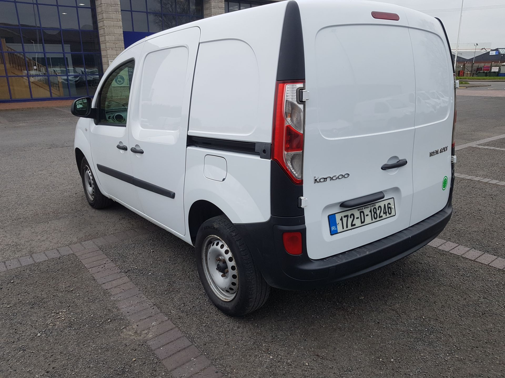 2017 Renault Kangoo ML19 Energy DCI 75 Business 2D (172D18246) Image 5