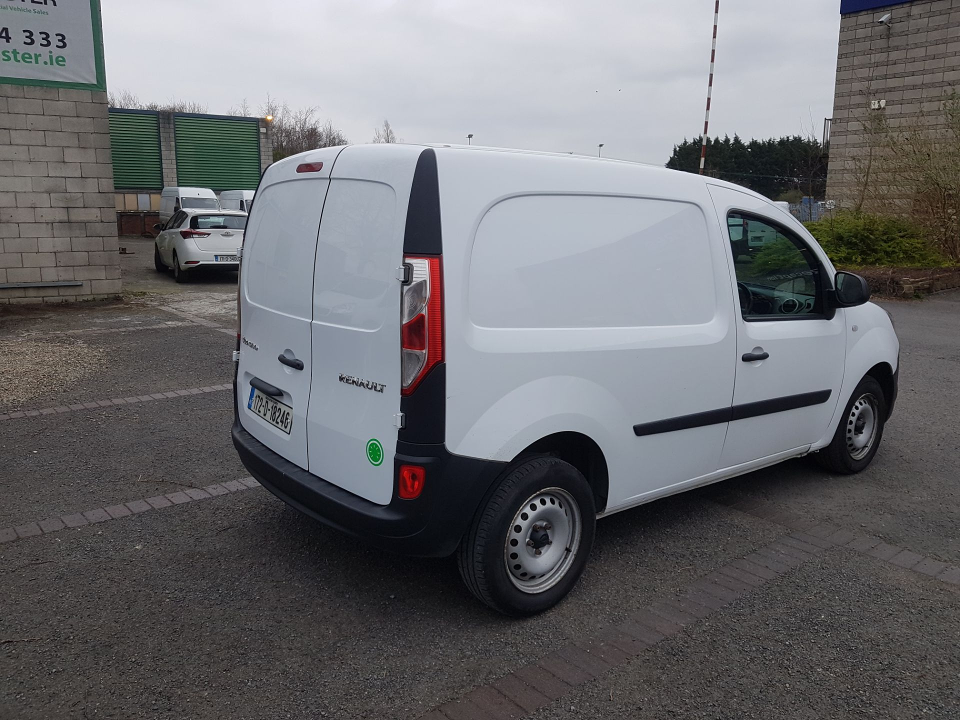 2017 Renault Kangoo ML19 Energy DCI 75 Business 2D (172D18246) Image 3