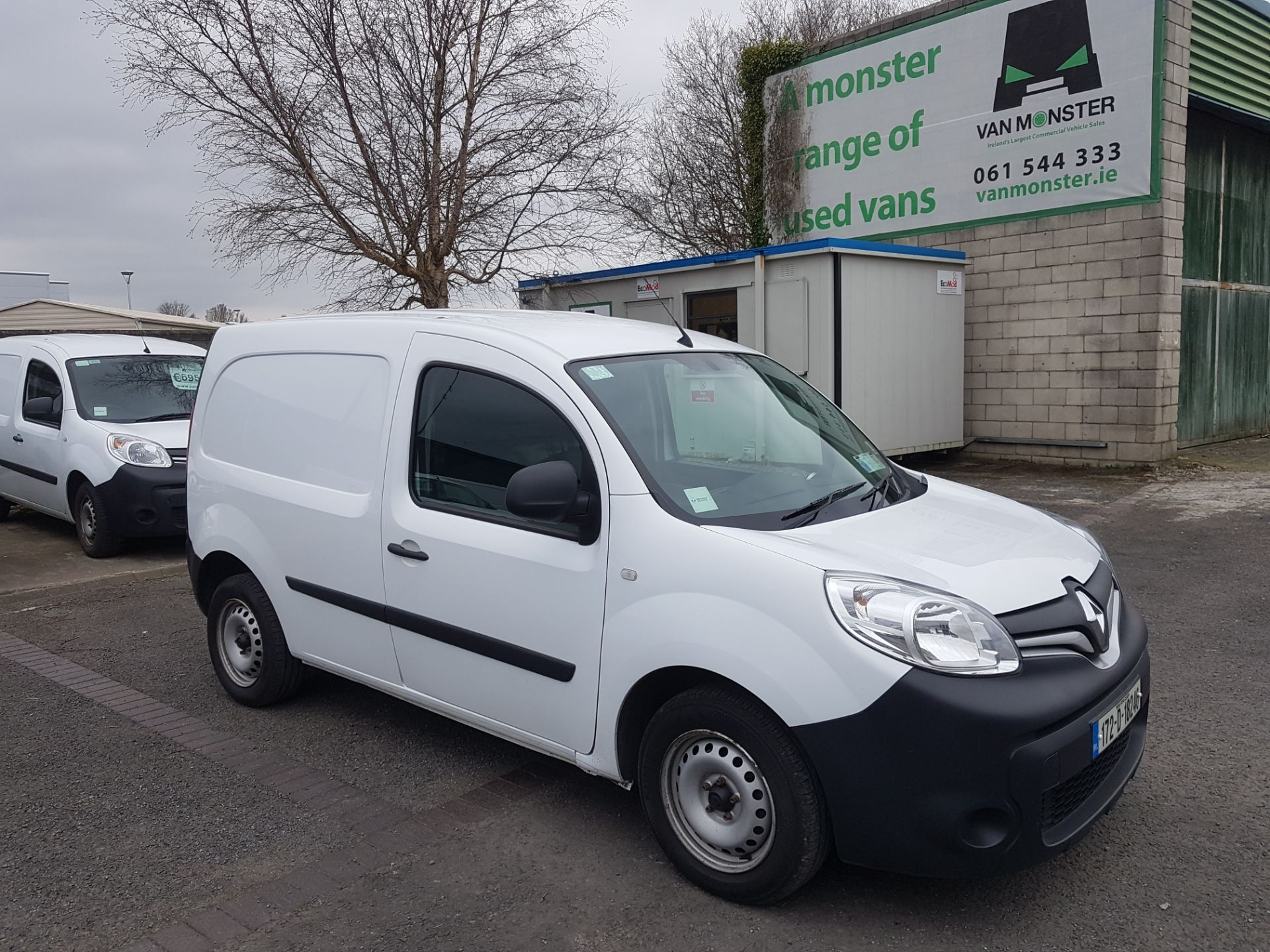 2017 Renault Kangoo ML19 Energy DCI 75 Business 2D (172D18246) Image 1
