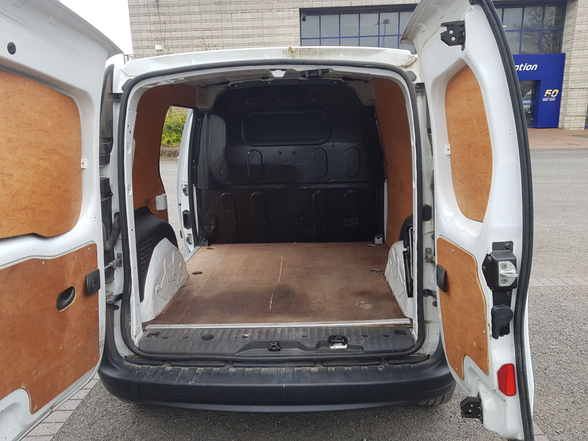 2017 Renault Kangoo ML19 Energy DCI 75 Business 2D (172D18246) Image 10