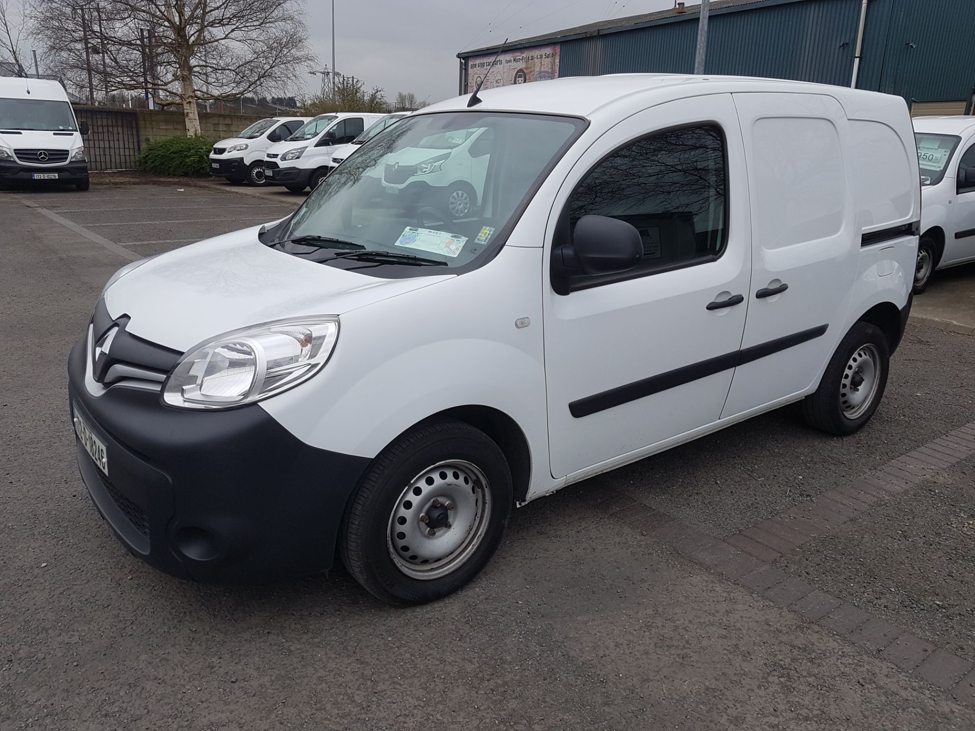 2017 Renault Kangoo ML19 Energy DCI 75 Business 2D (172D18246) Image 7