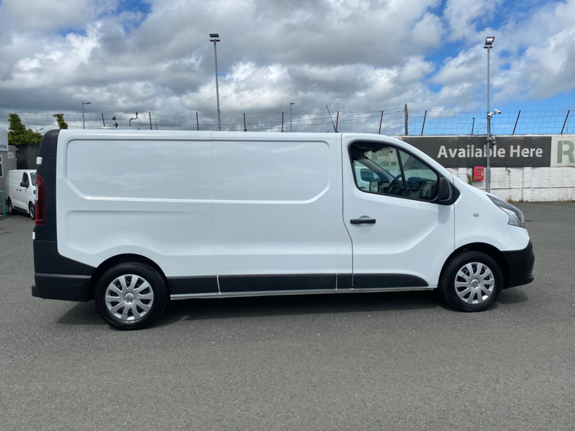 2017 Renault Trafic LL29 DCI 120 Business 3DR (172D19319) Image 7