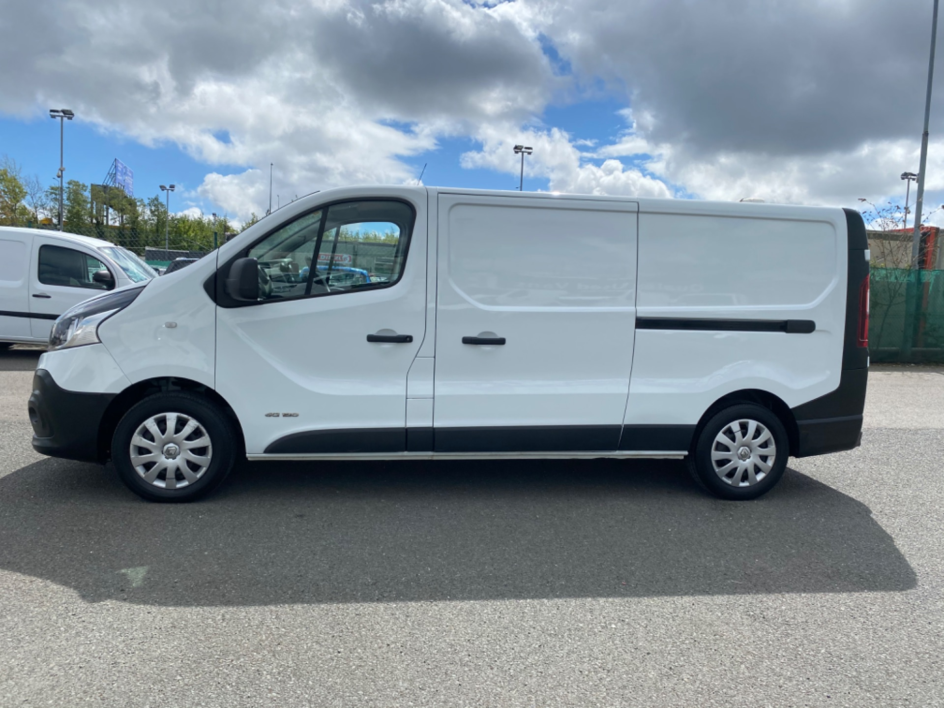 2017 Renault Trafic LL29 DCI 120 Business 3DR (172D19319) Image 4