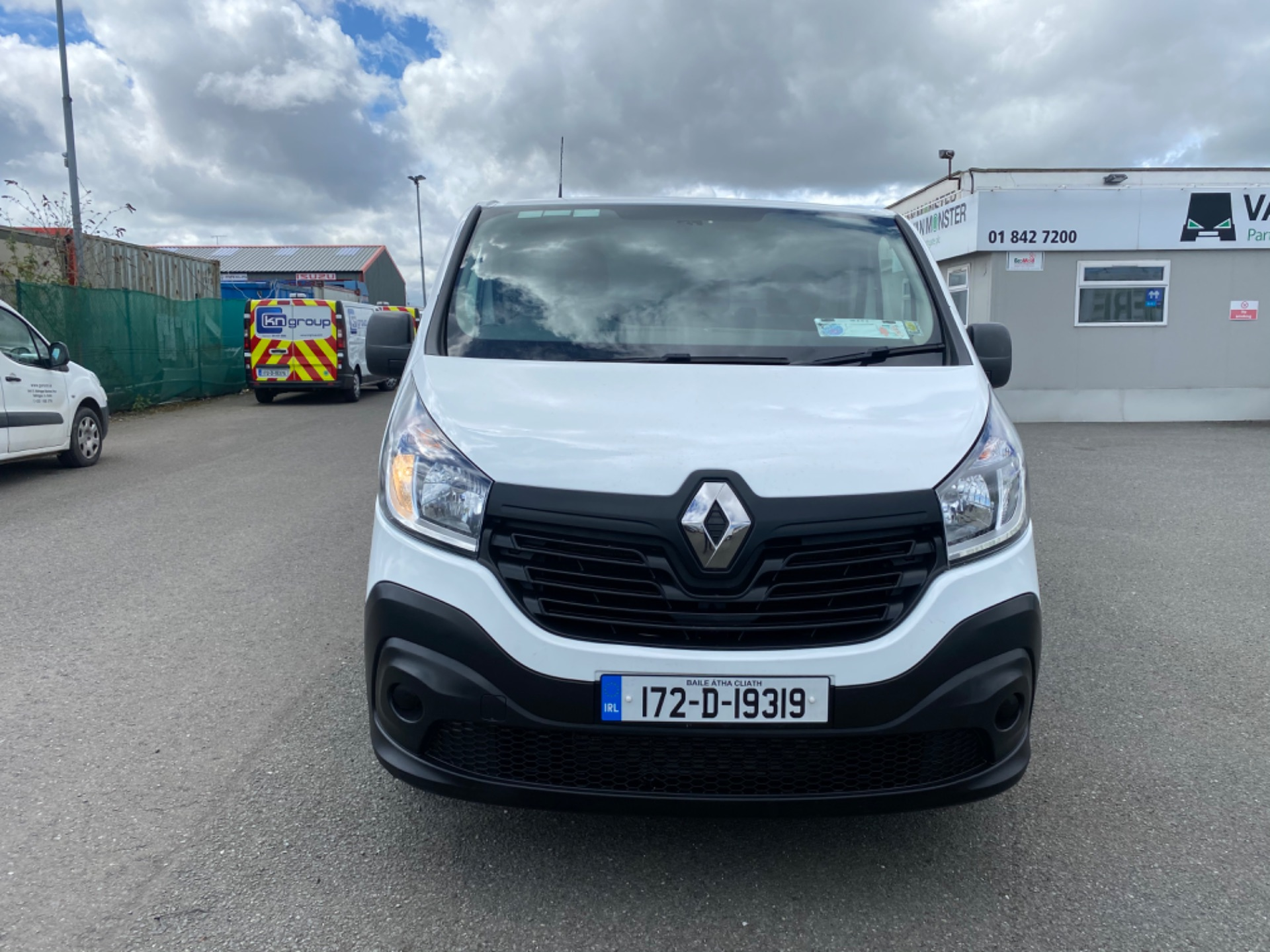 2017 Renault Trafic LL29 DCI 120 Business 3DR (172D19319) Image 2