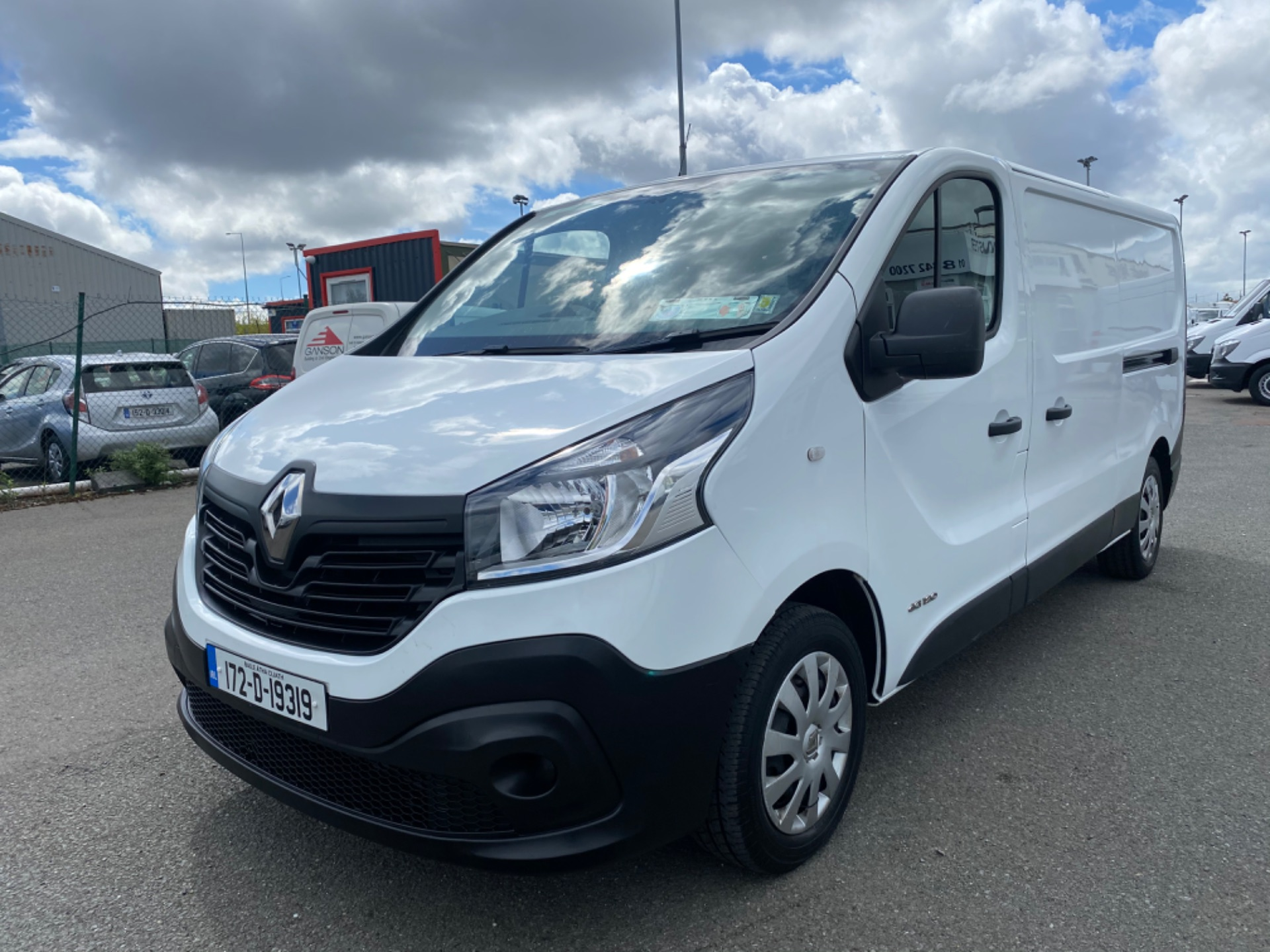2017 Renault Trafic LL29 DCI 120 Business 3DR (172D19319) Image 3