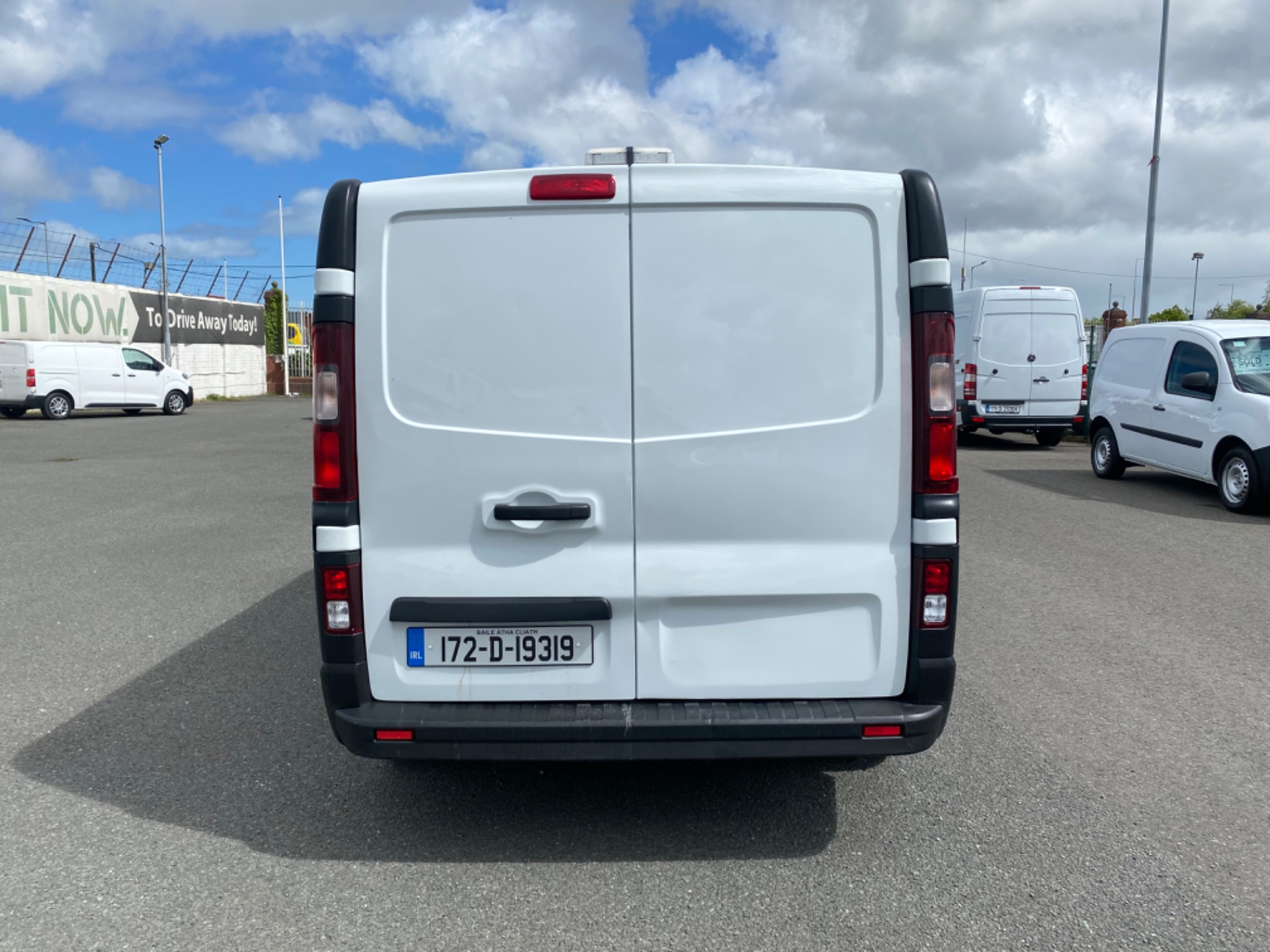 2017 Renault Trafic LL29 DCI 120 Business 3DR (172D19319) Image 6
