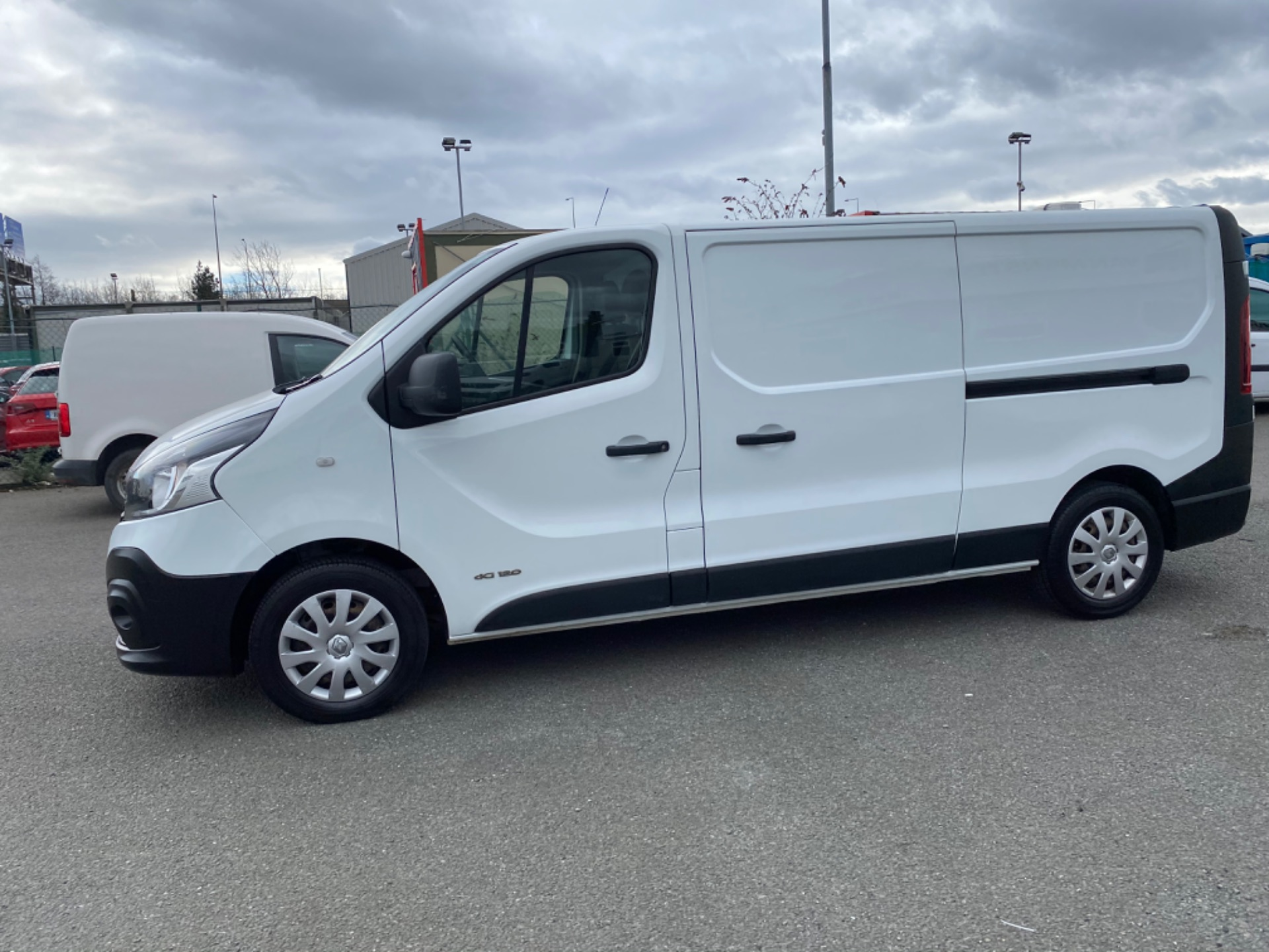 2017 Renault Trafic LL29 DCI 120 Business 3DR (172D19328) Image 4