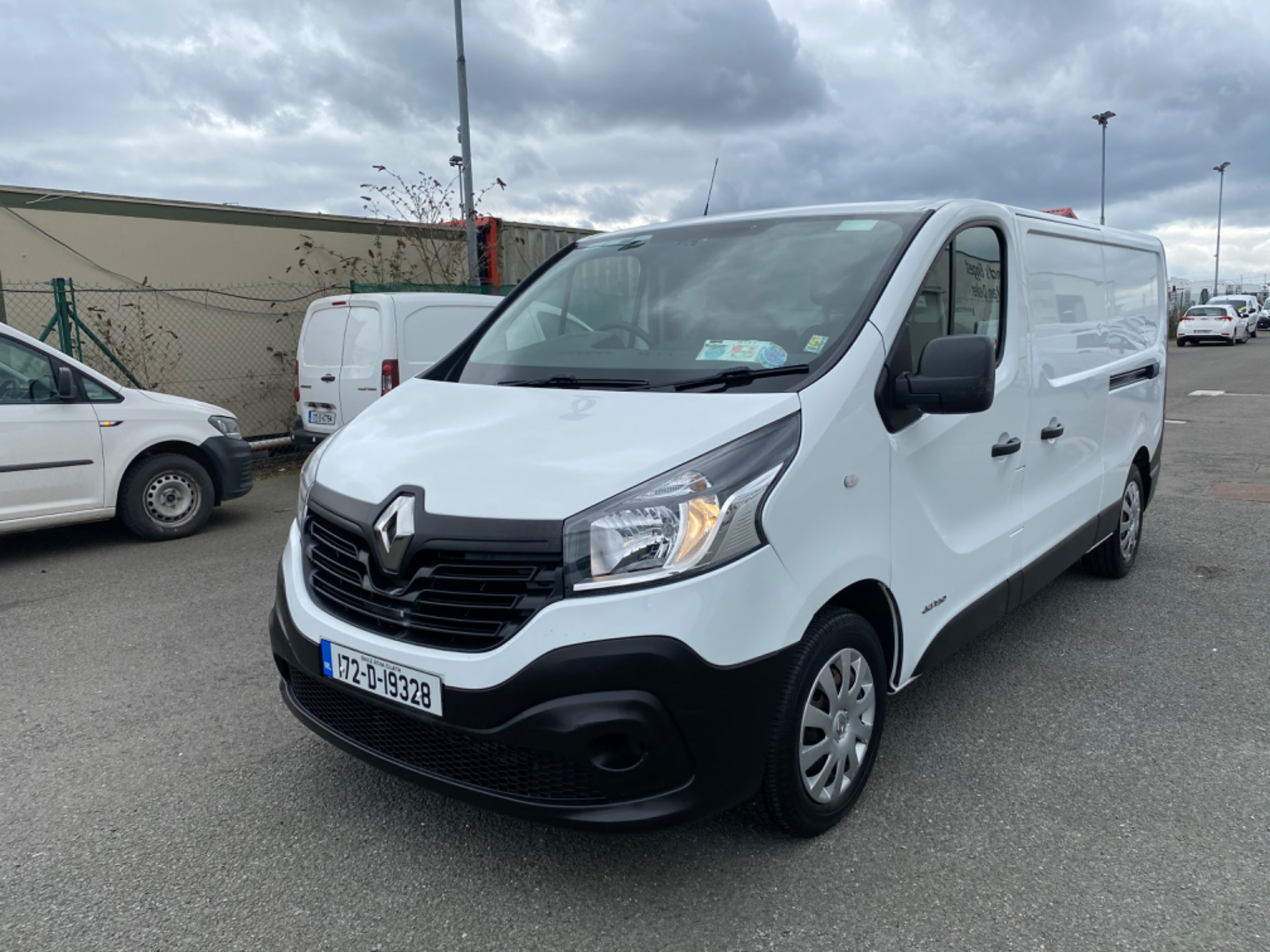 2017 Renault Trafic LL29 DCI 120 Business 3DR (172D19328) Image 3
