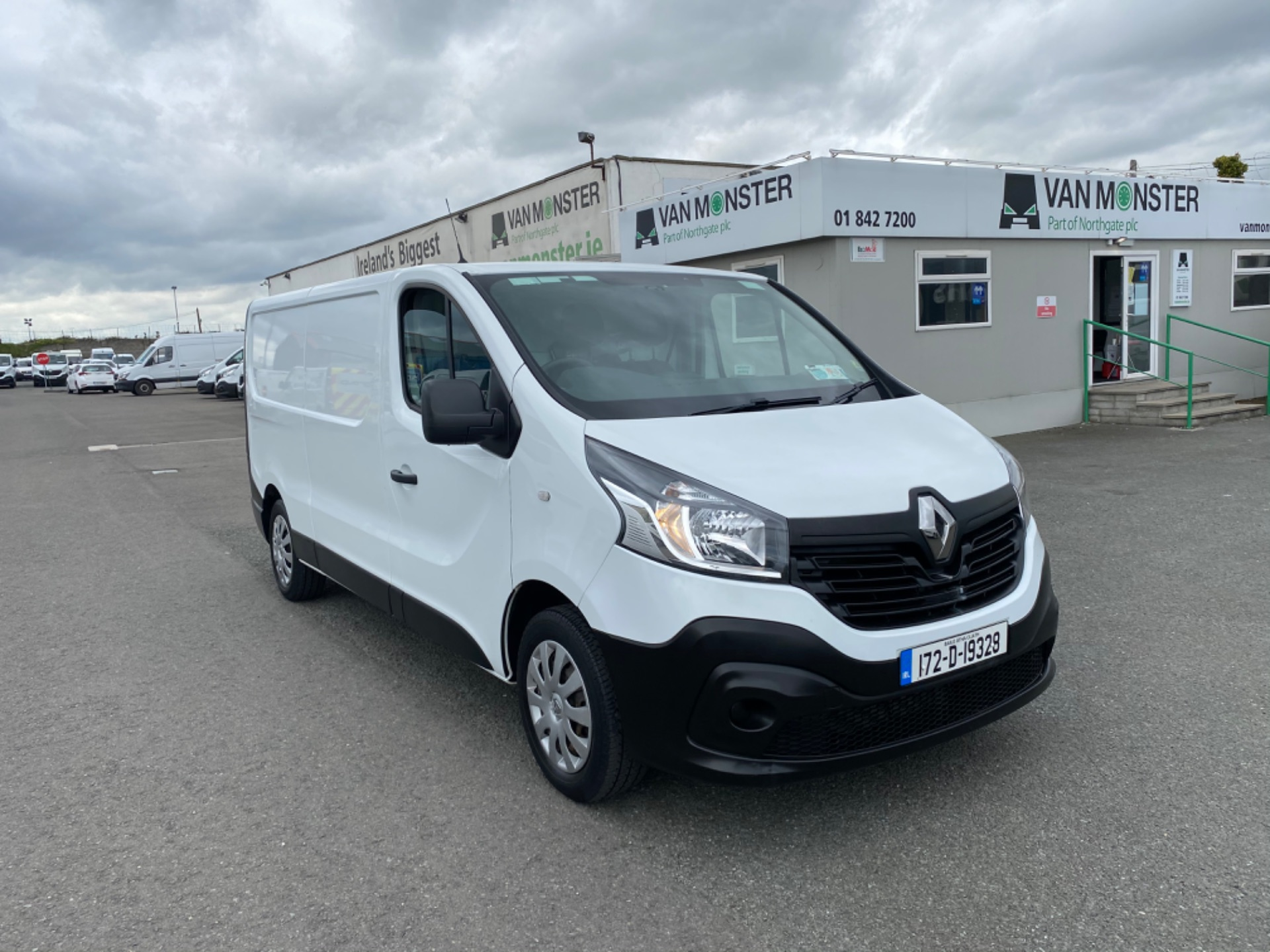 2017 Renault Trafic LL29 DCI 120 Business 3DR (172D19328) Image 1